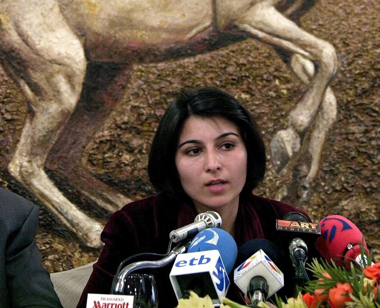 Meglőtték Afganisztán első női rendezőjét