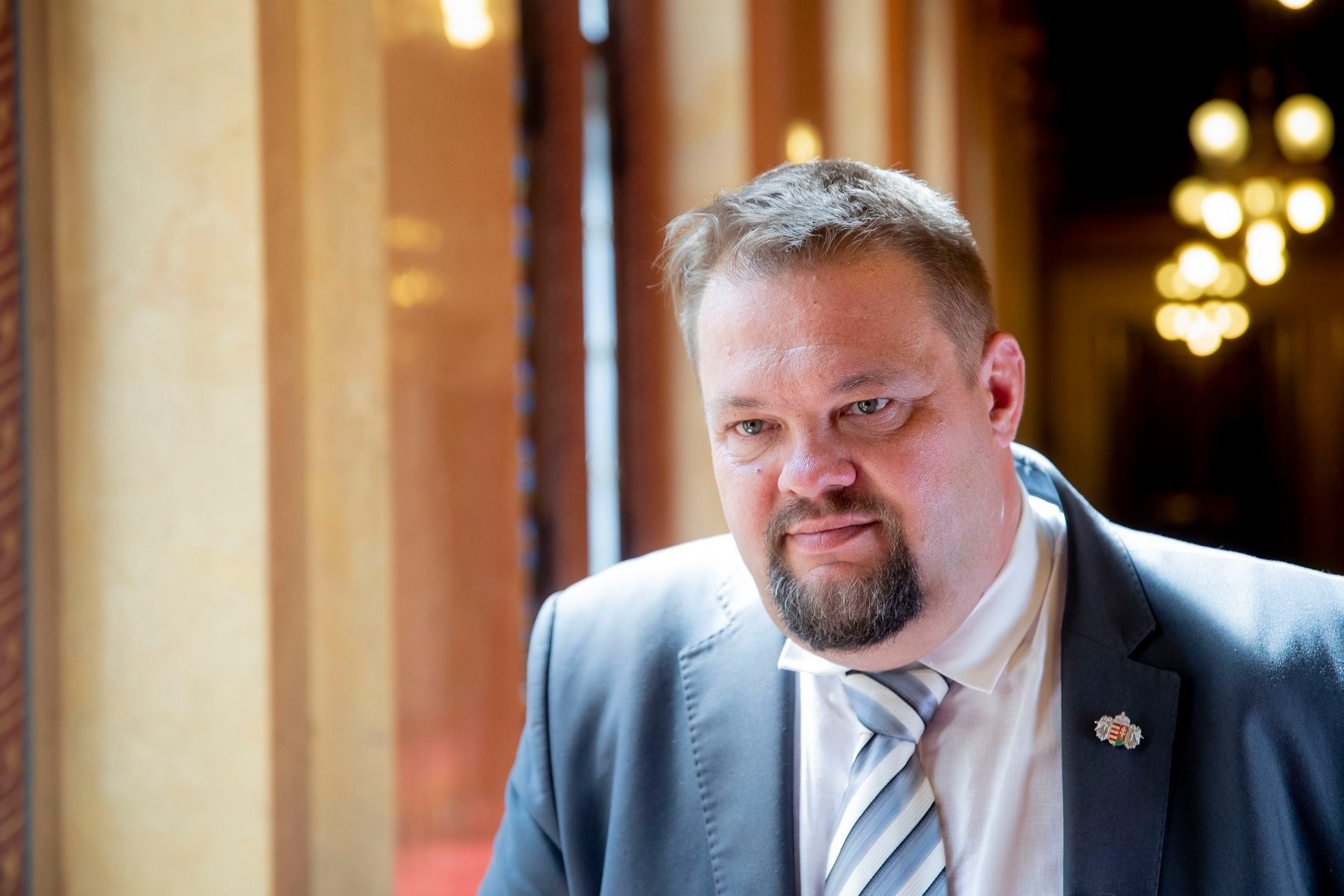 Az ellenzék borsodi jelöltje azt mondja, azért tett antiszemita kijelentéseket, mert kapaszkodókat keresett a Fidesz-kétharmad miatt