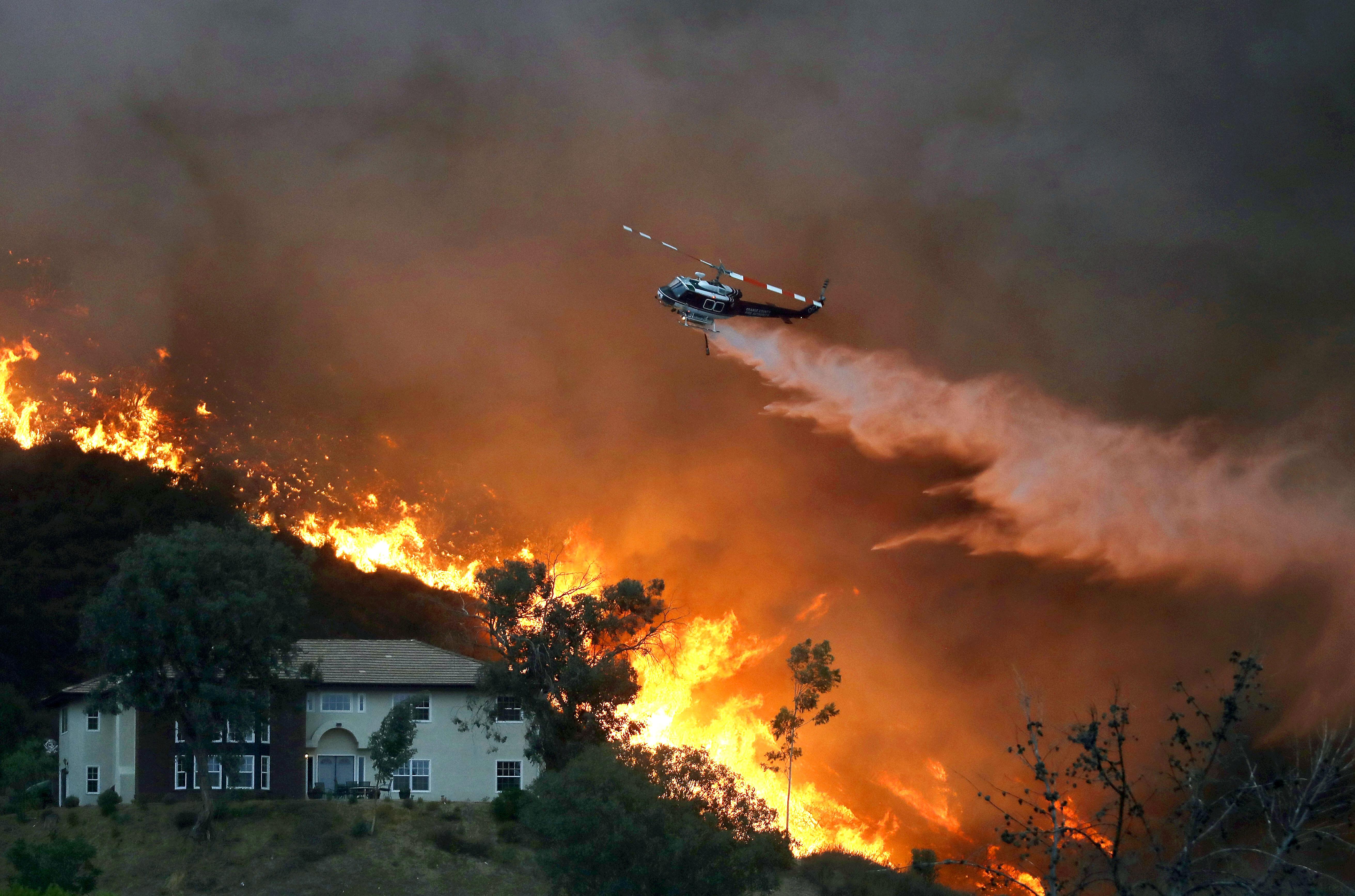 Egyre gyakoribbak lesznek a mindent felemésztő megatüzek, és ezt magunknak köszönhetjük