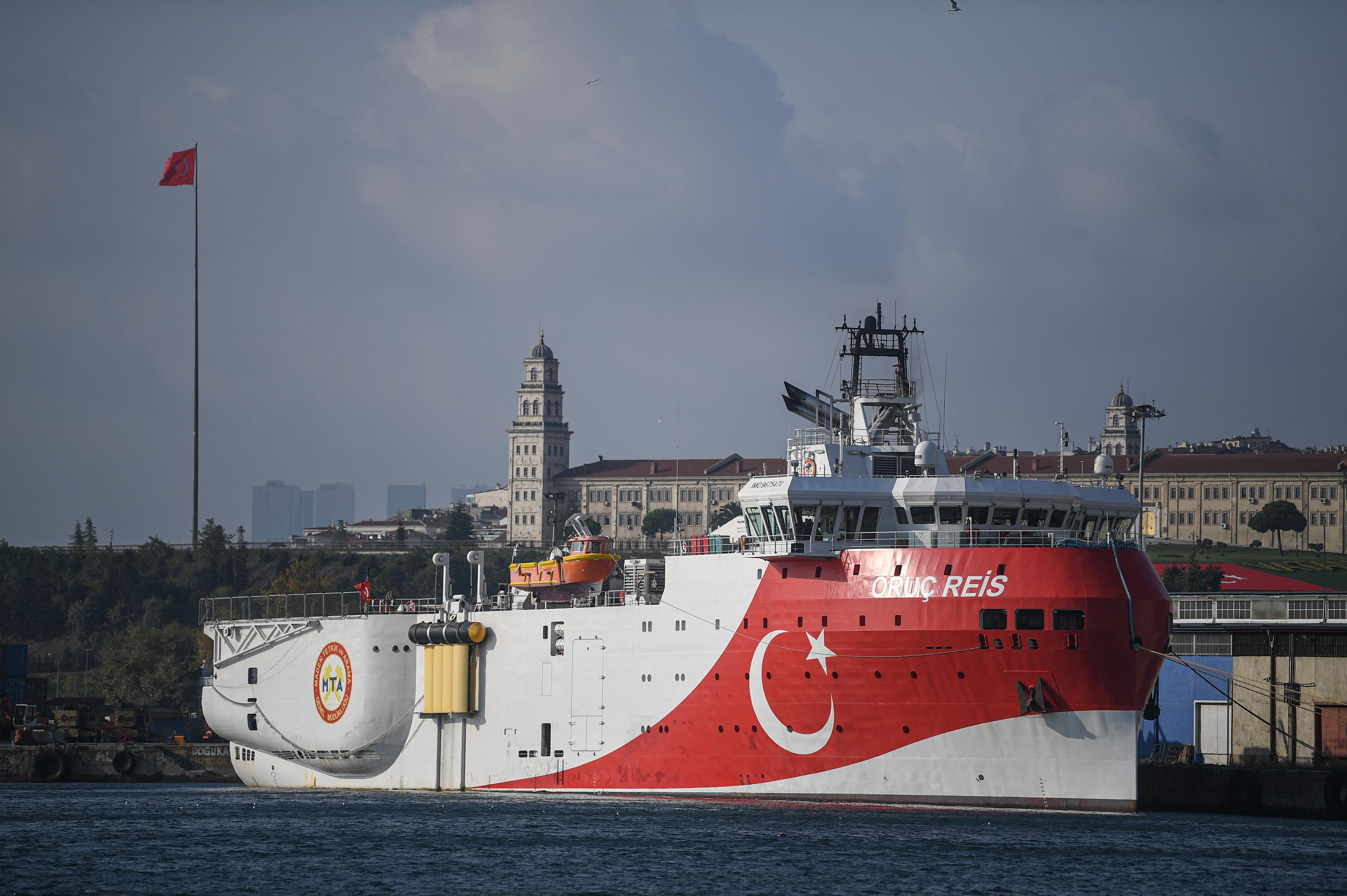 Az Európai Parlament az illegális kutatófúrások leállítására szólította fel Törökországot