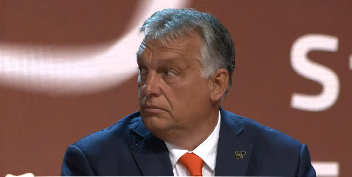Orbán: Libernyákok, meleg pillanatok