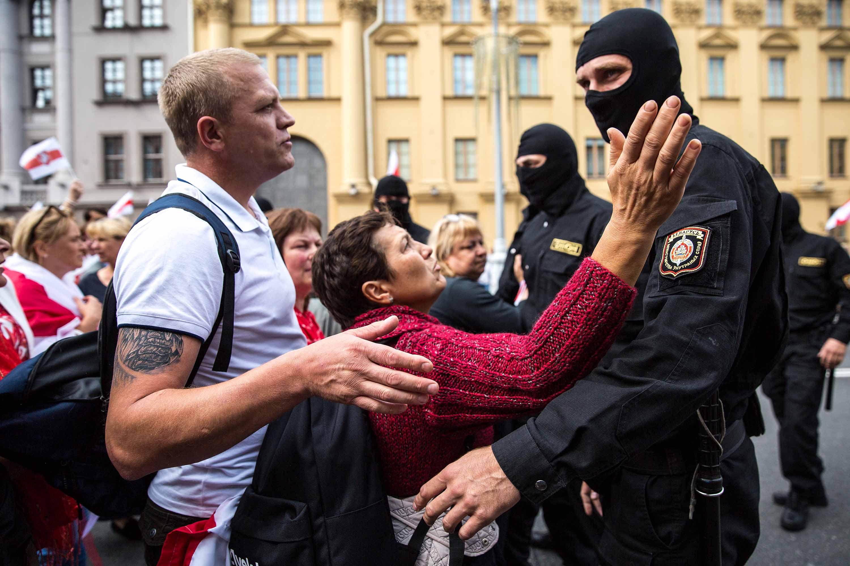 A belarusz ellenzék bírja cérnával – de a diktátor is