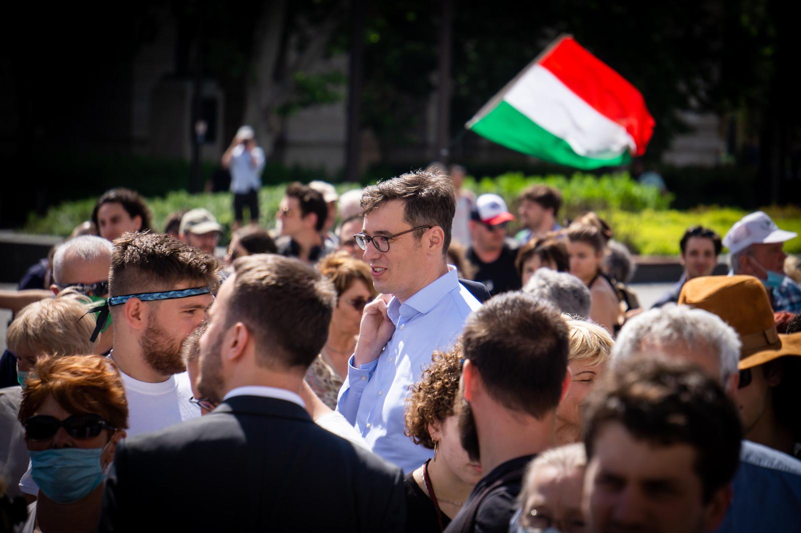 Karácsony három pontban tett javaslatokat Orbánnak a koronavírus elleni hatékonyabb védekezésre