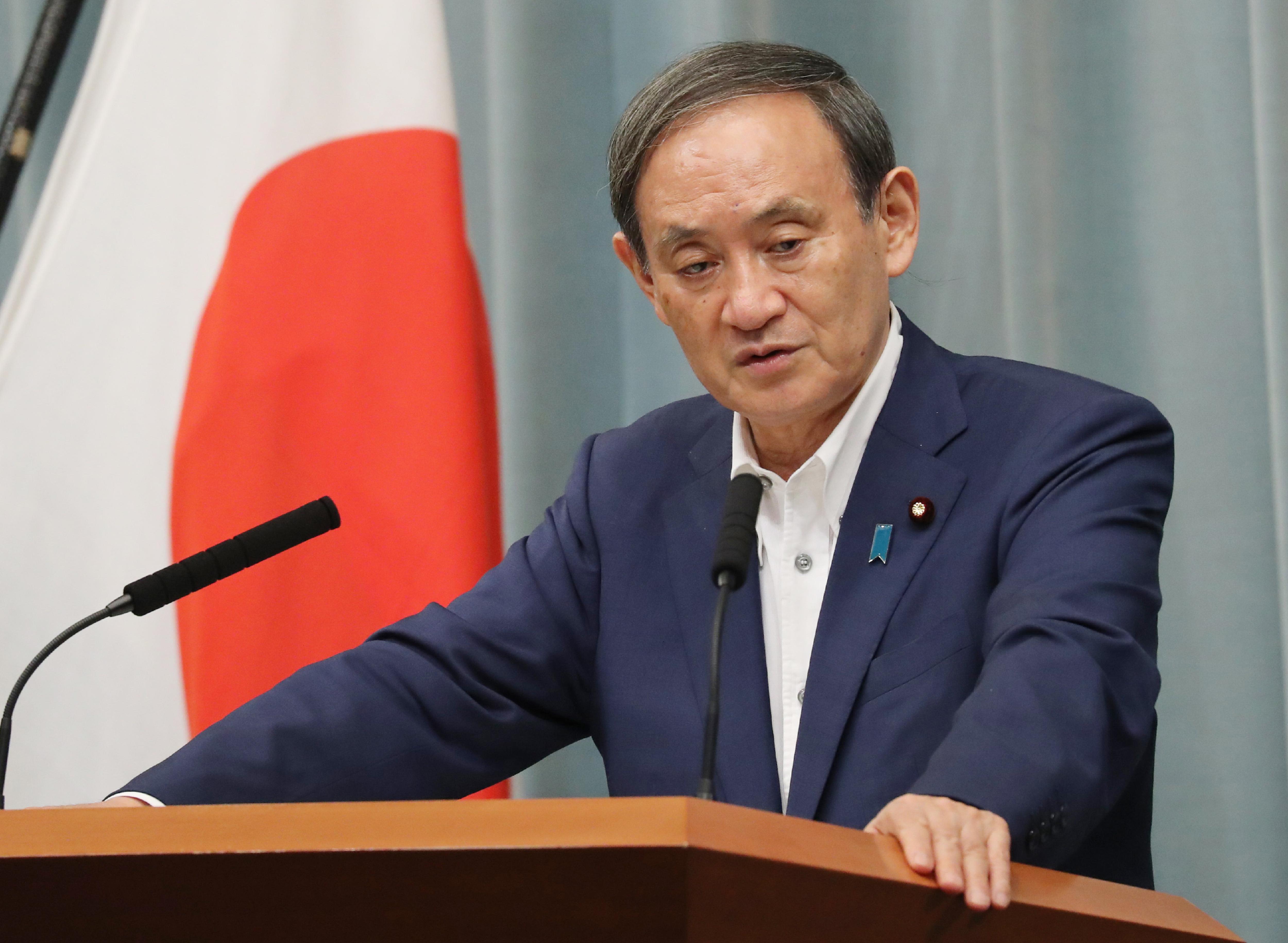 Szuga Josihide lett az új japán miniszterelnök