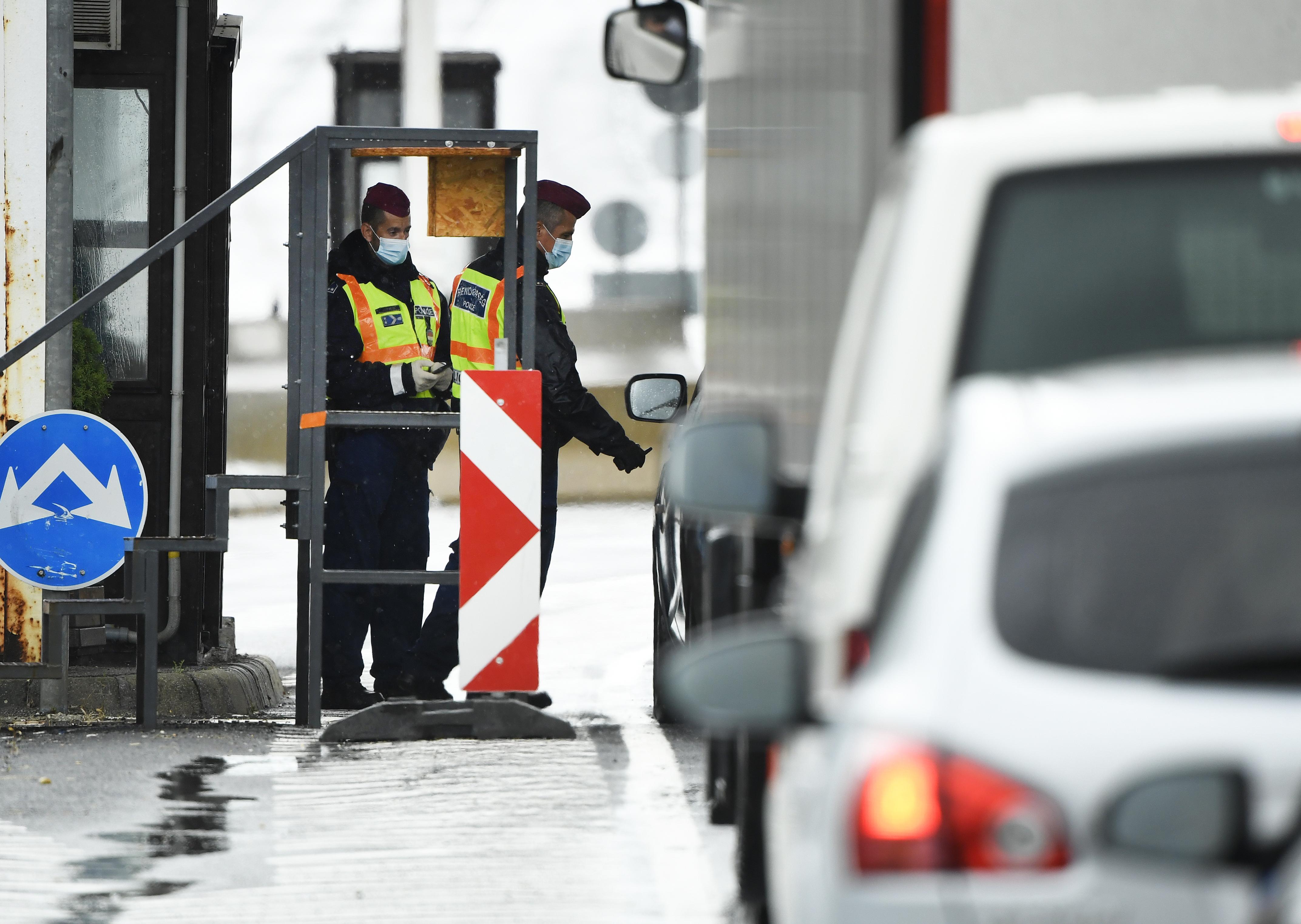 Figyelmeztetés Brüsszelből: a magyar kormány túl szigorú határzárja veszélyezteti az ellátási láncokat