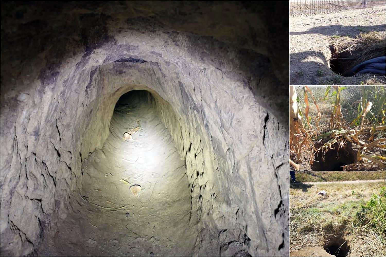Egy napon három alagutat is találtak Bács-Kiskun megyében