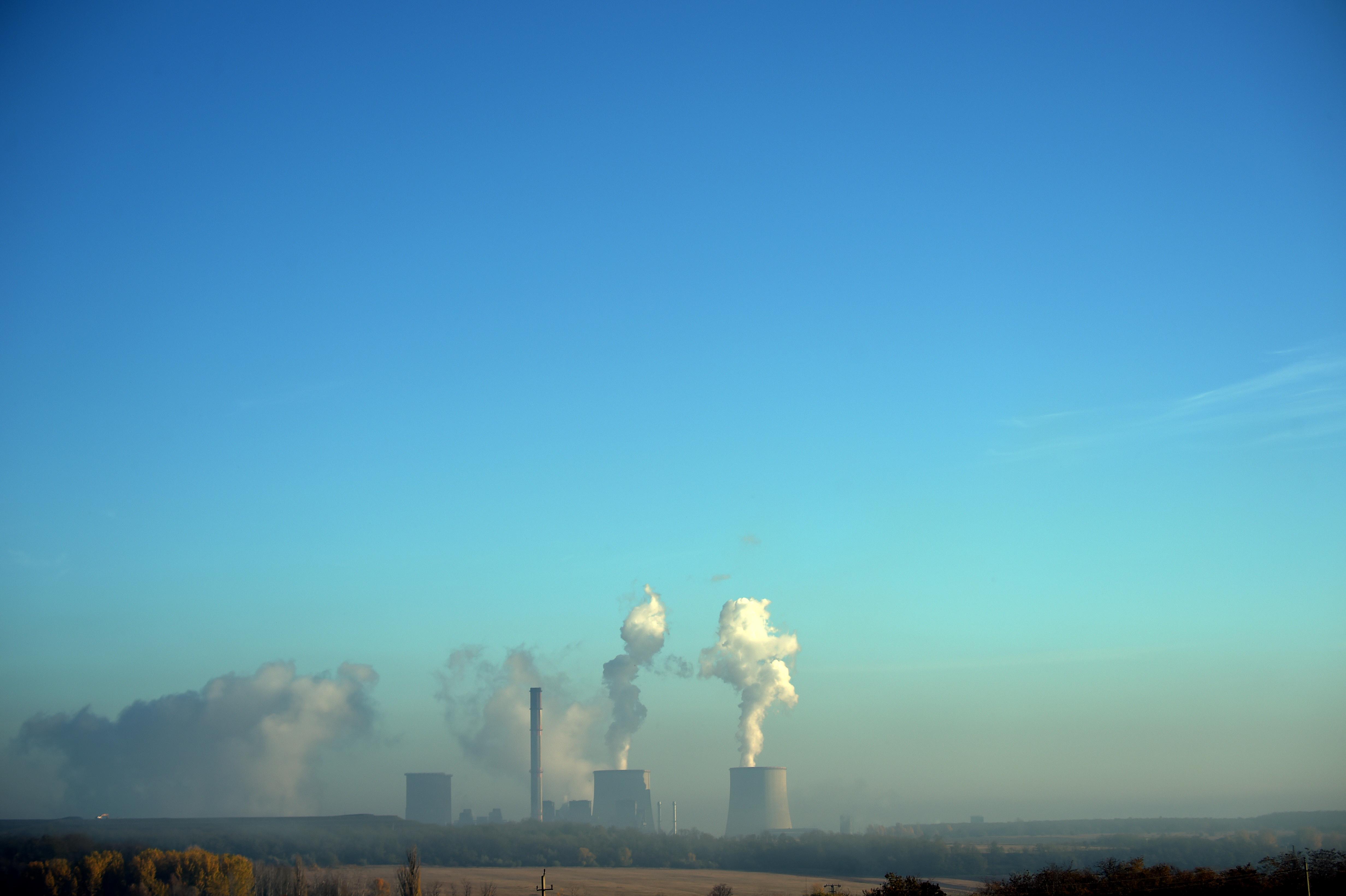 Gázra állítják át a Mátrai Erőművet 2025-ben