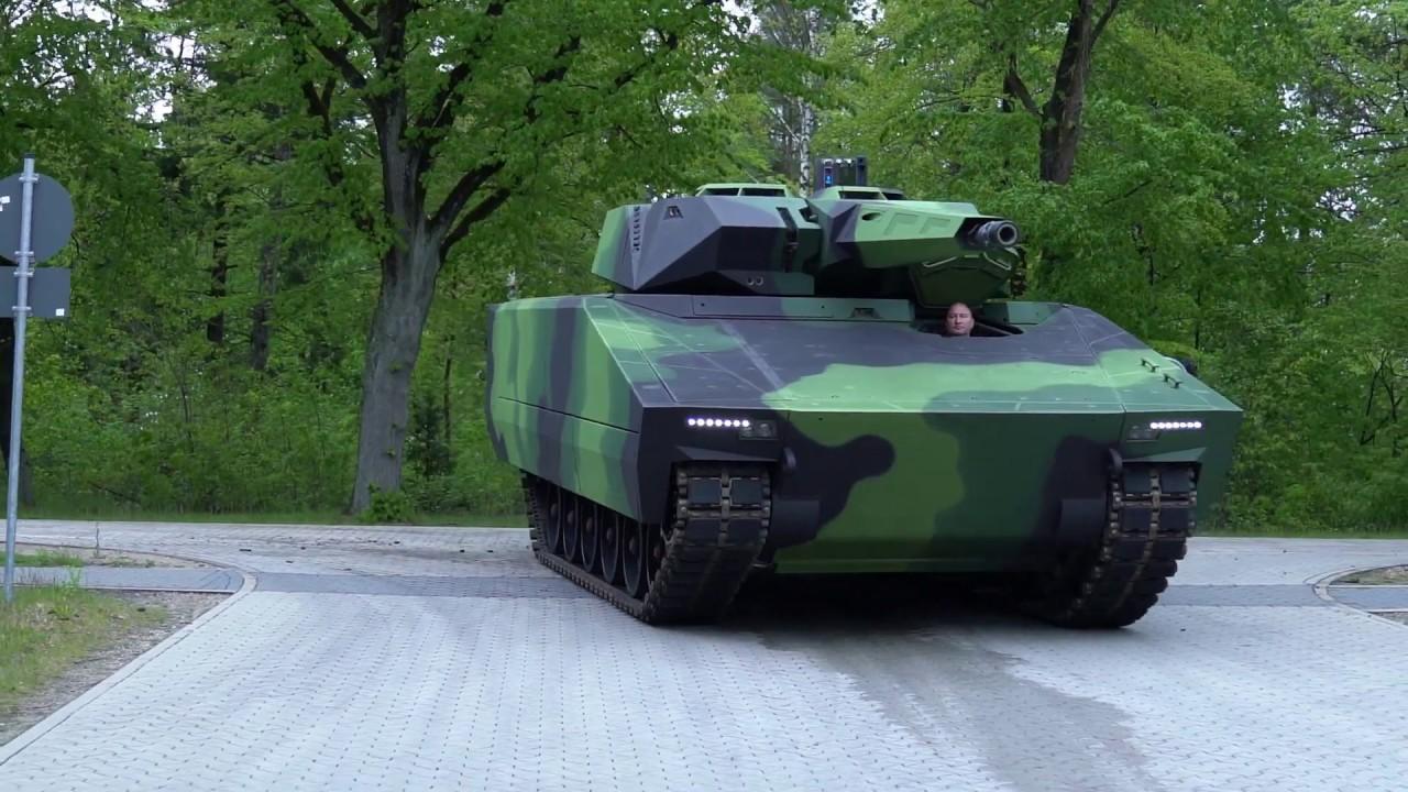 Több mint 700 milliárdért vesz gyalogsági harcjárműveket a Honvédség