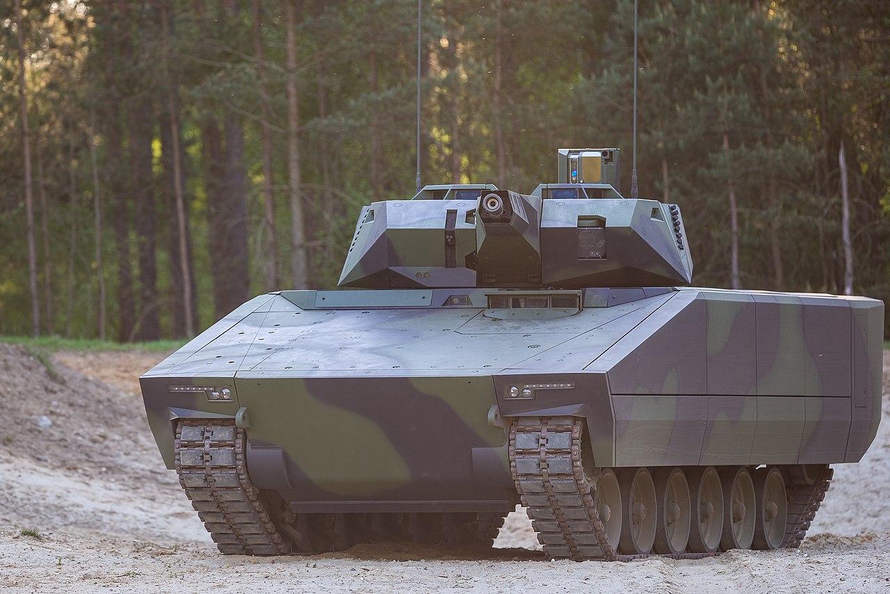 Zalaegerszegen épül meg a Lynx gyalogsági harcjárműveket gyártó üzem