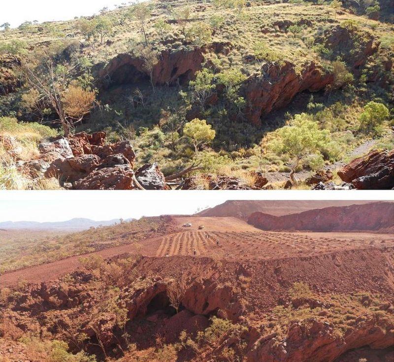 Lemondott az ausztrál őslakosok szent barlangjait felrobbantó bányászvállalat vezérigazgatója