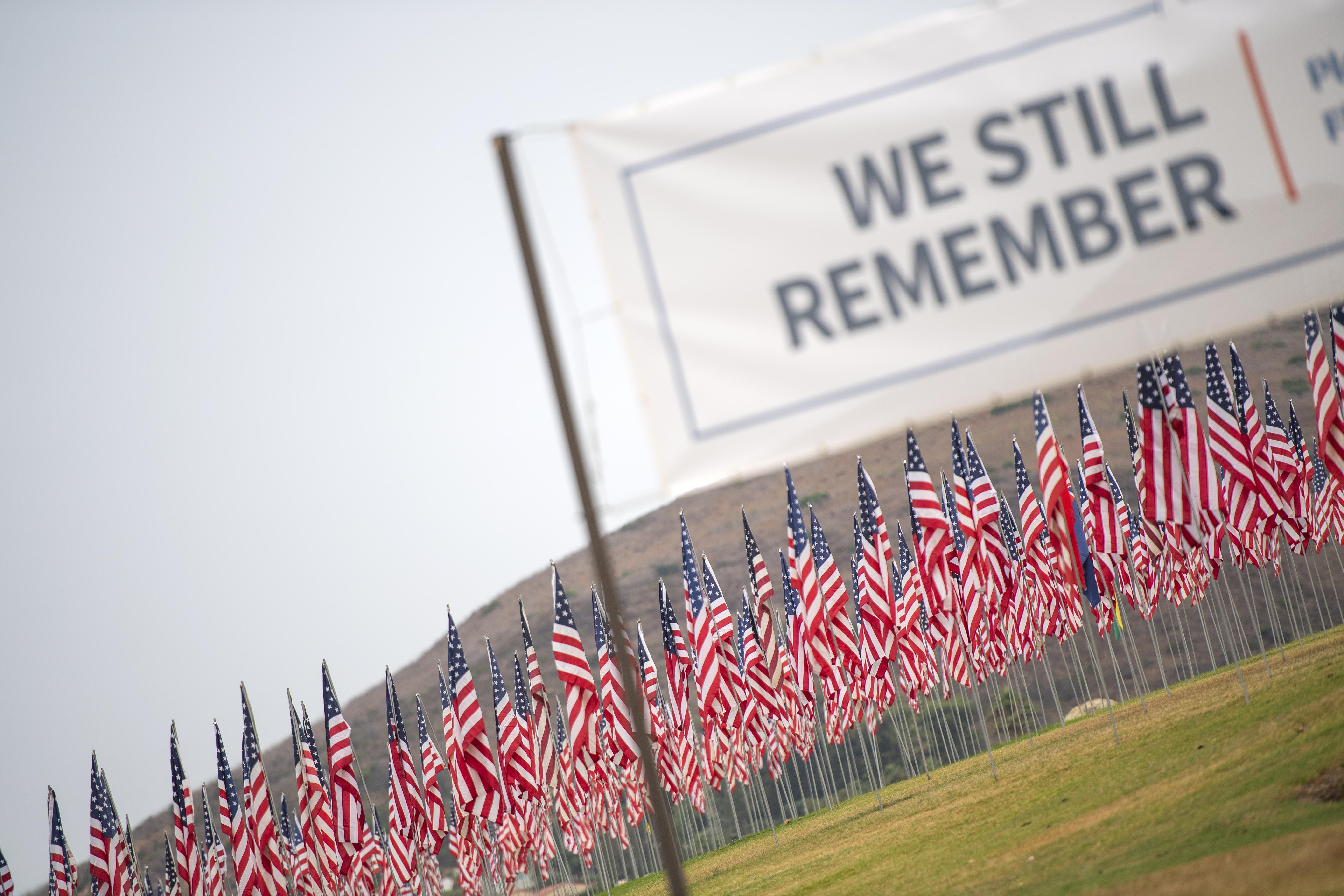 Szeptember 11-re emlékeznek az Egyesült Államokban