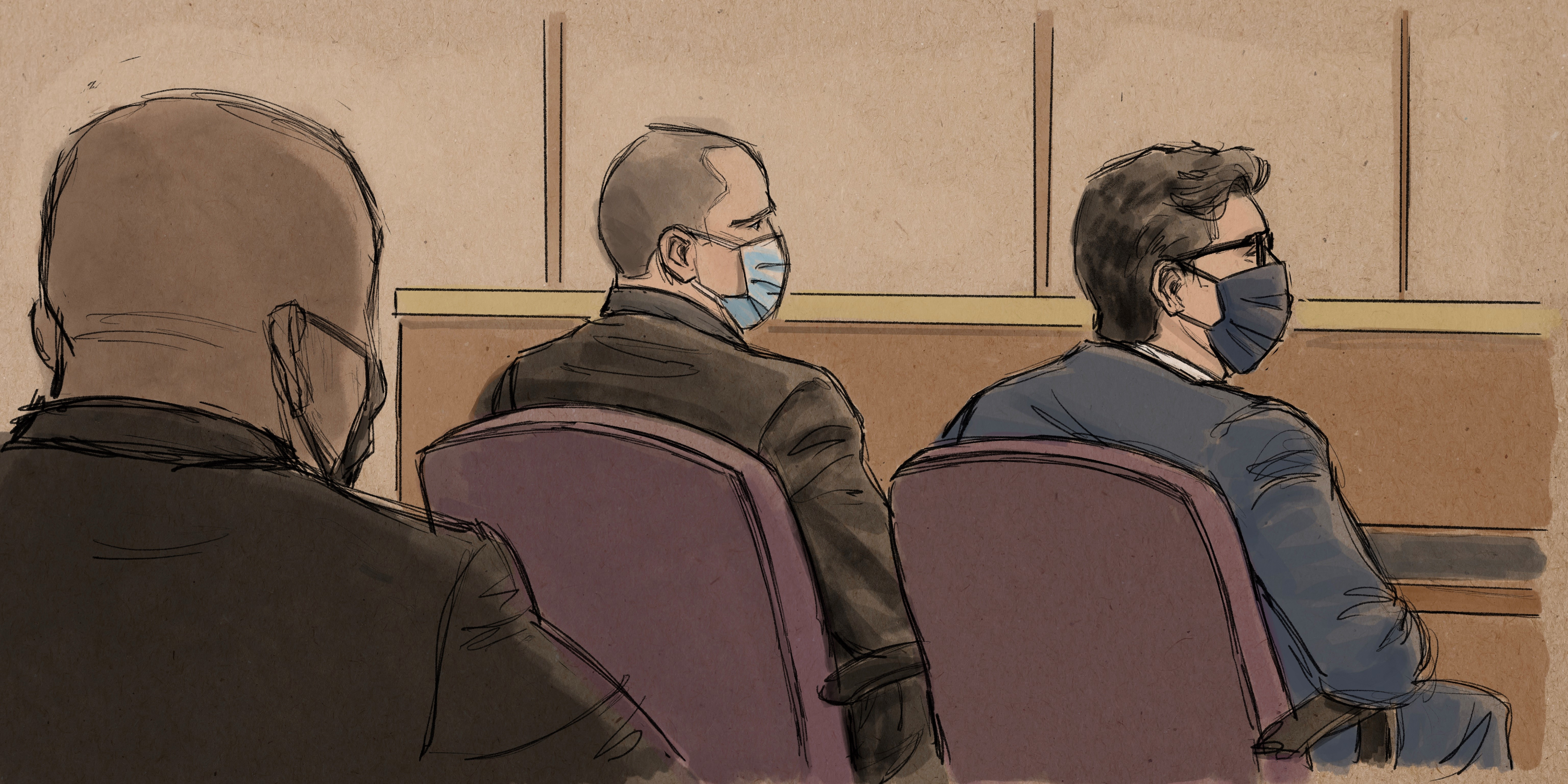 George Floyd egy korábbi letartóztatását mutogatná az esküdtszéknek a meggyilkolásával vádolt rendőr