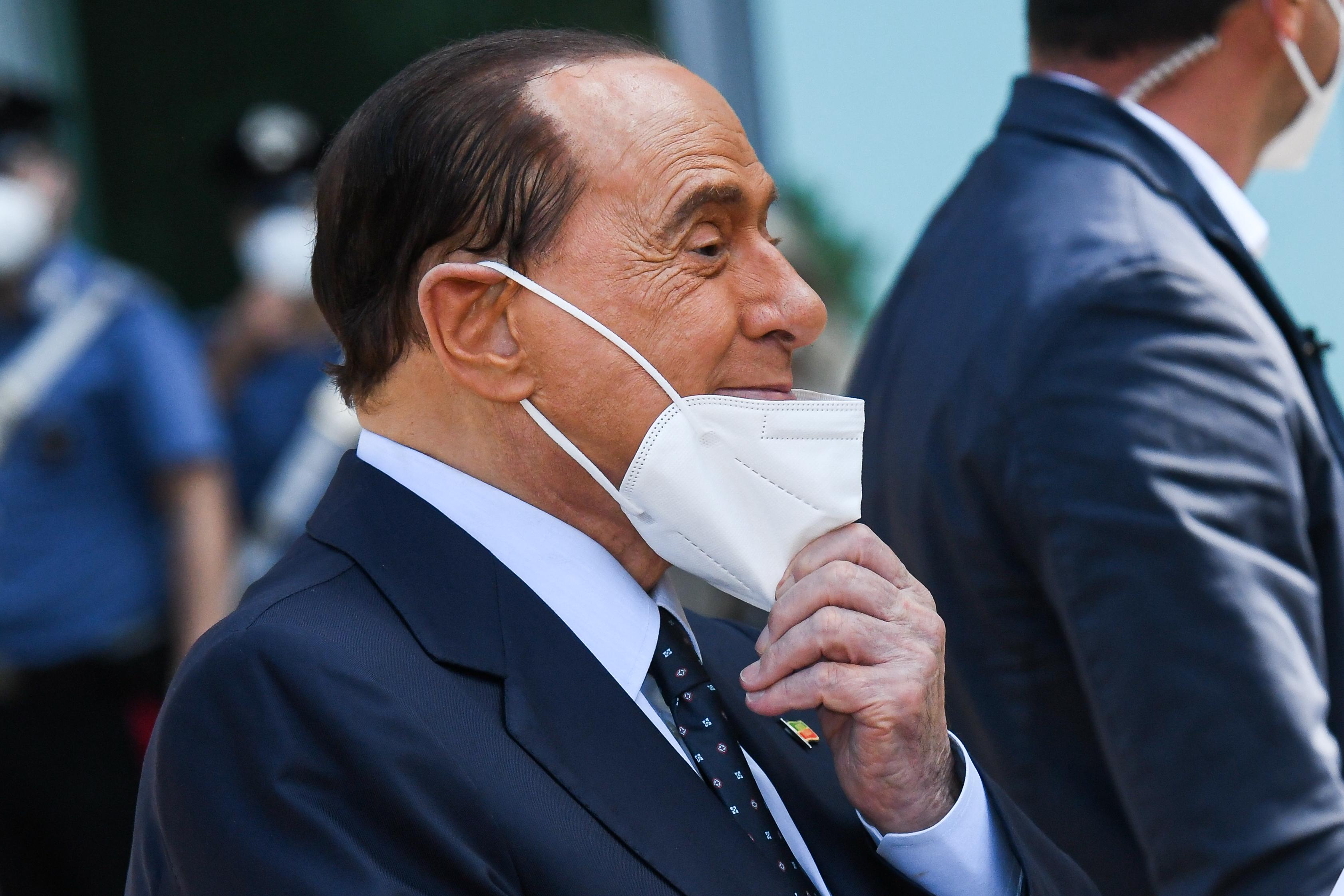 Újra kórházban van Silvio Berlusconi