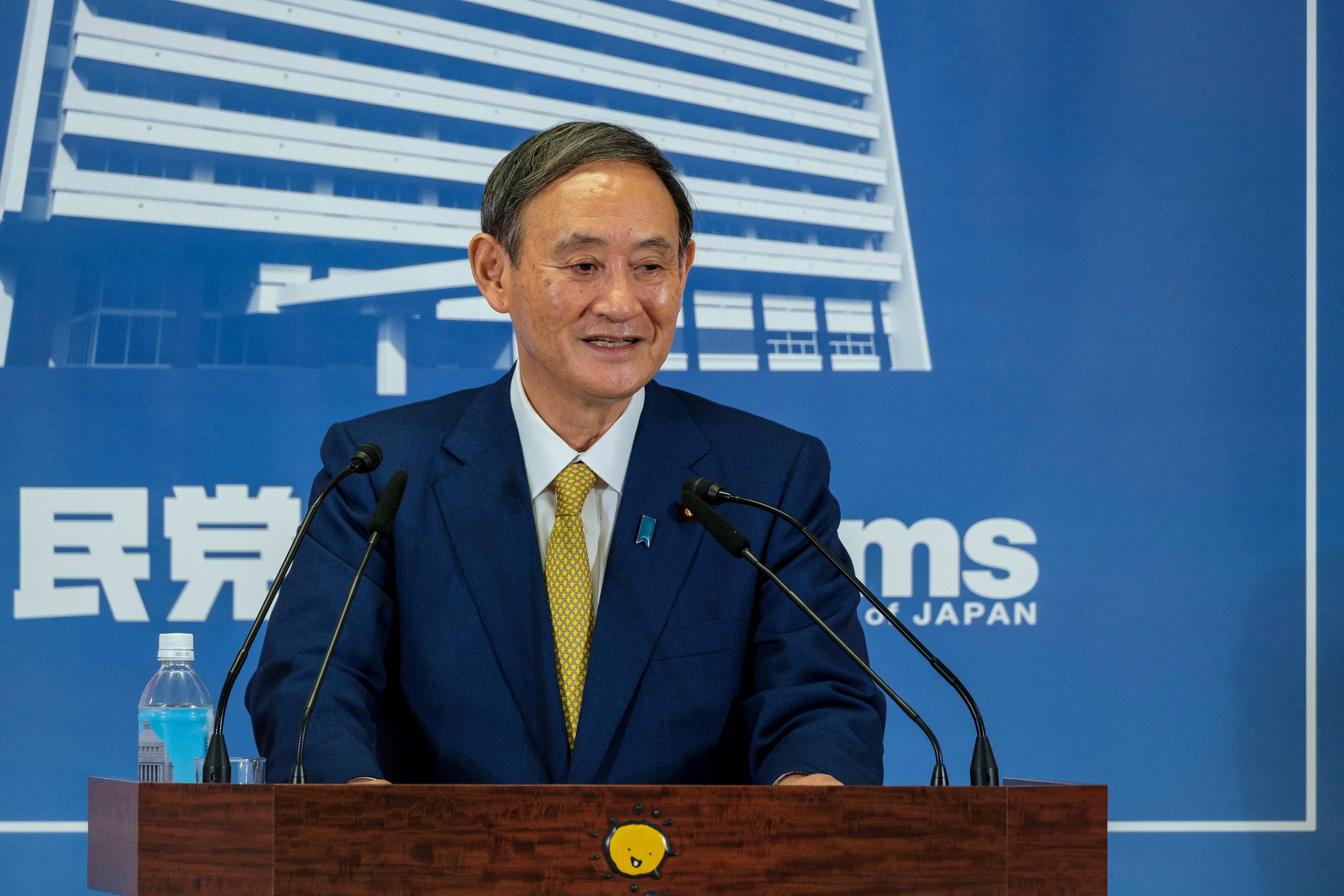 Az eddigi kormányszóvivő vette át a japán kormánypártot, szerdán miniszterelnök lehet belőle