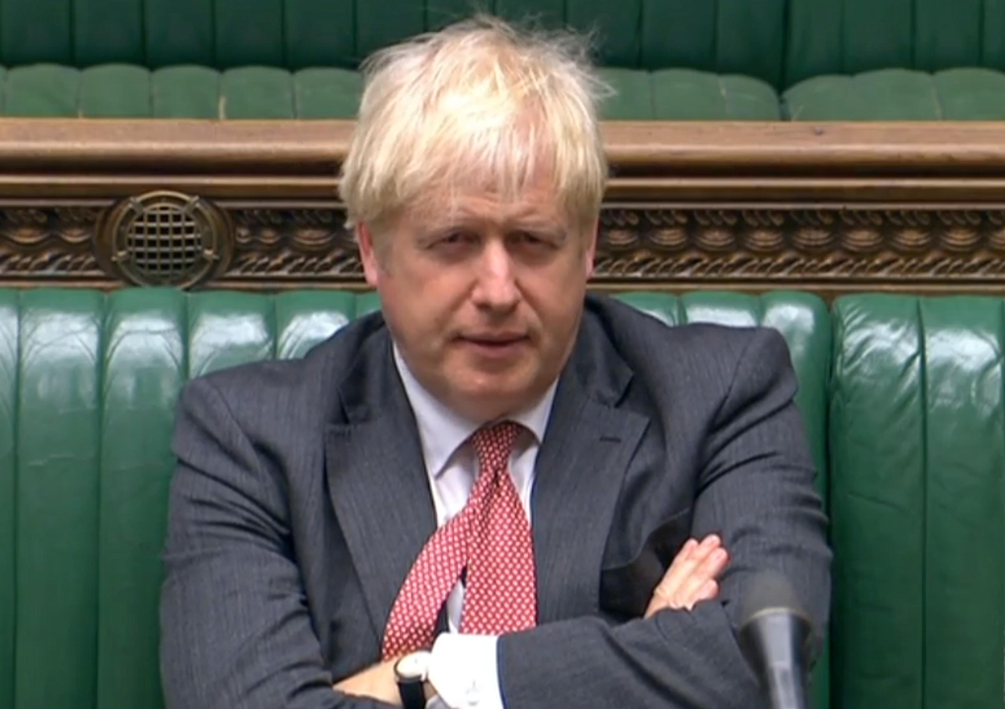 Boris Johnson szerint nem sikerült olyan jó megállapodást kötni az EU-val, mint amilyet akart