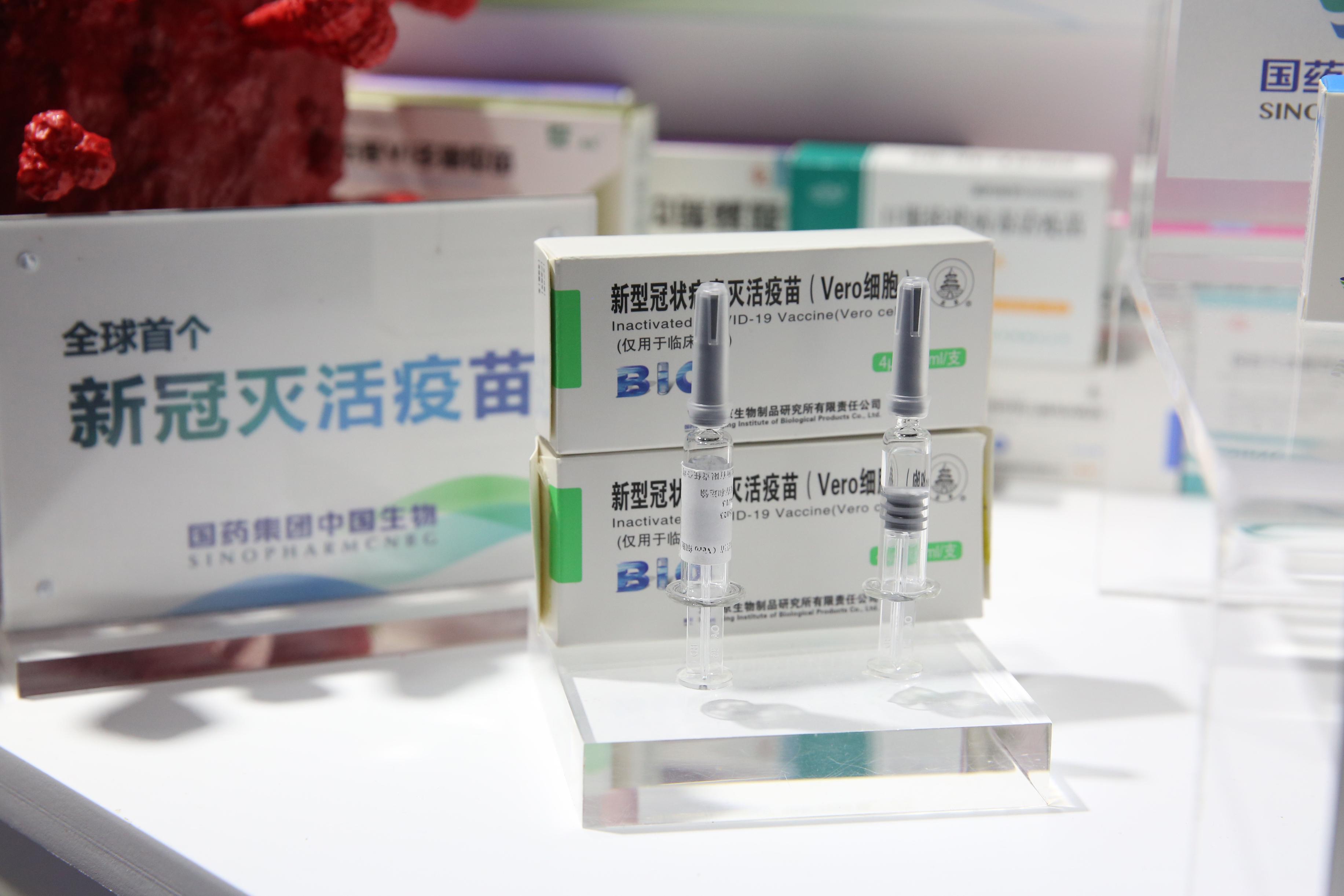 Már egymillió embert oltottak be egy kínai vakcinával
