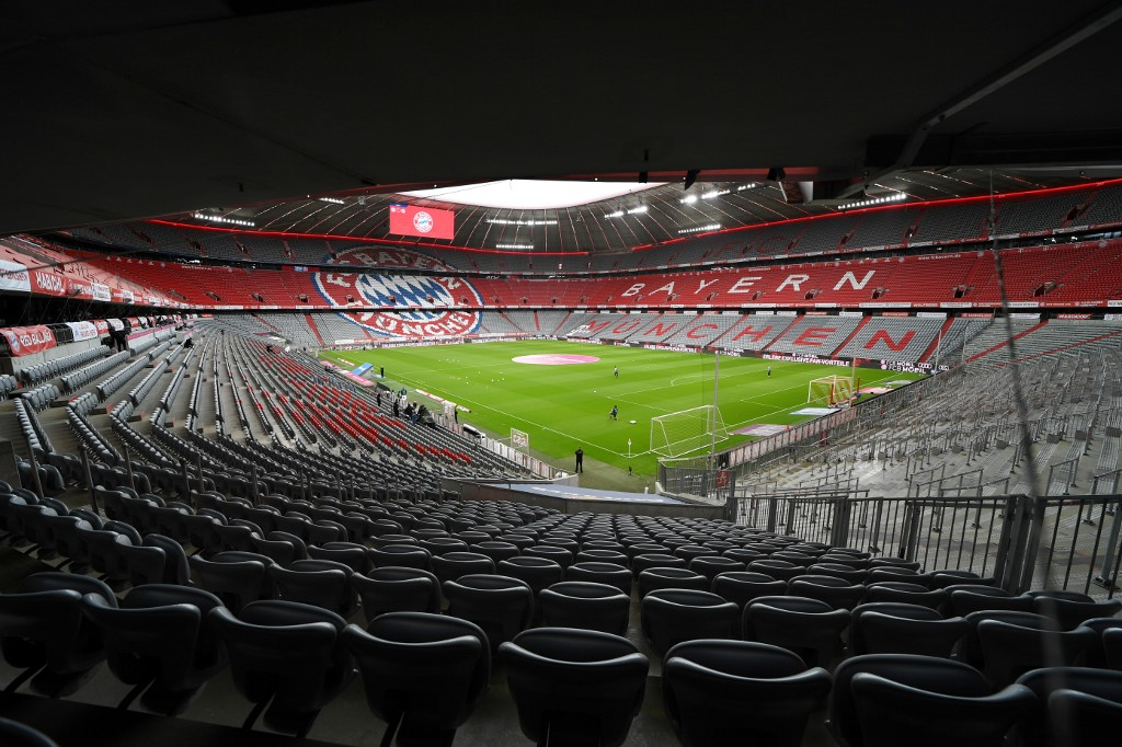 Nem lesznek nézők a Bundesliga müncheni nyitómeccsén, de a budapesti Szuperkupa-mérkőzésen igen