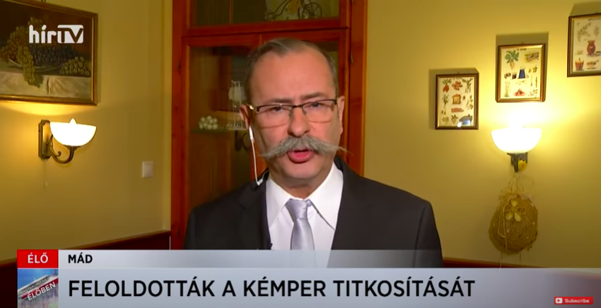 """""""Szar, szemét szekusok"""" - ezzel támadta meg Erdélyből áttelepült fideszes vetélytársát Demeter Ervin egykori fideszes titokminiszter"""