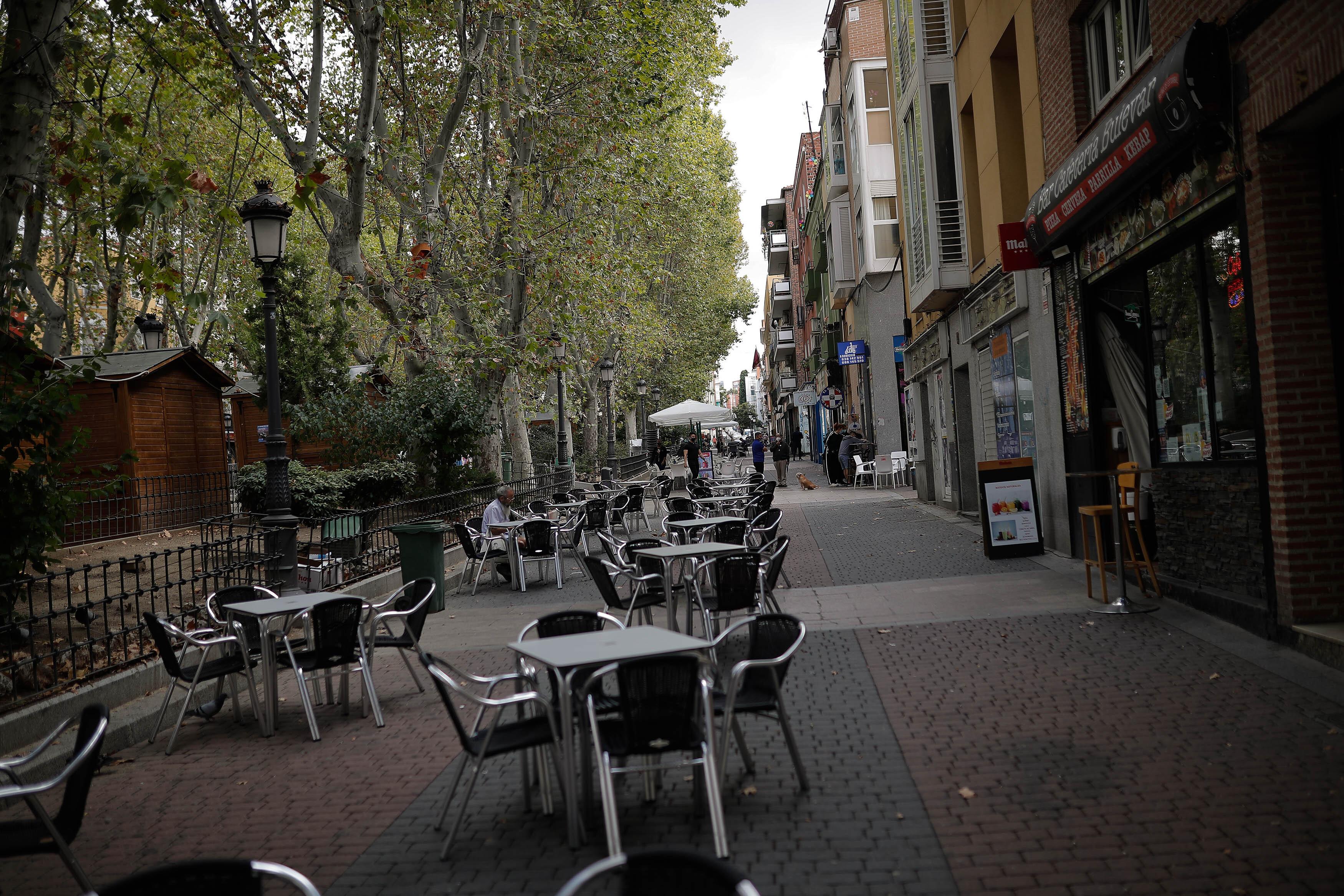 A spanyol kormány lezárná Madridot, de a helyi kormányzat nem enged