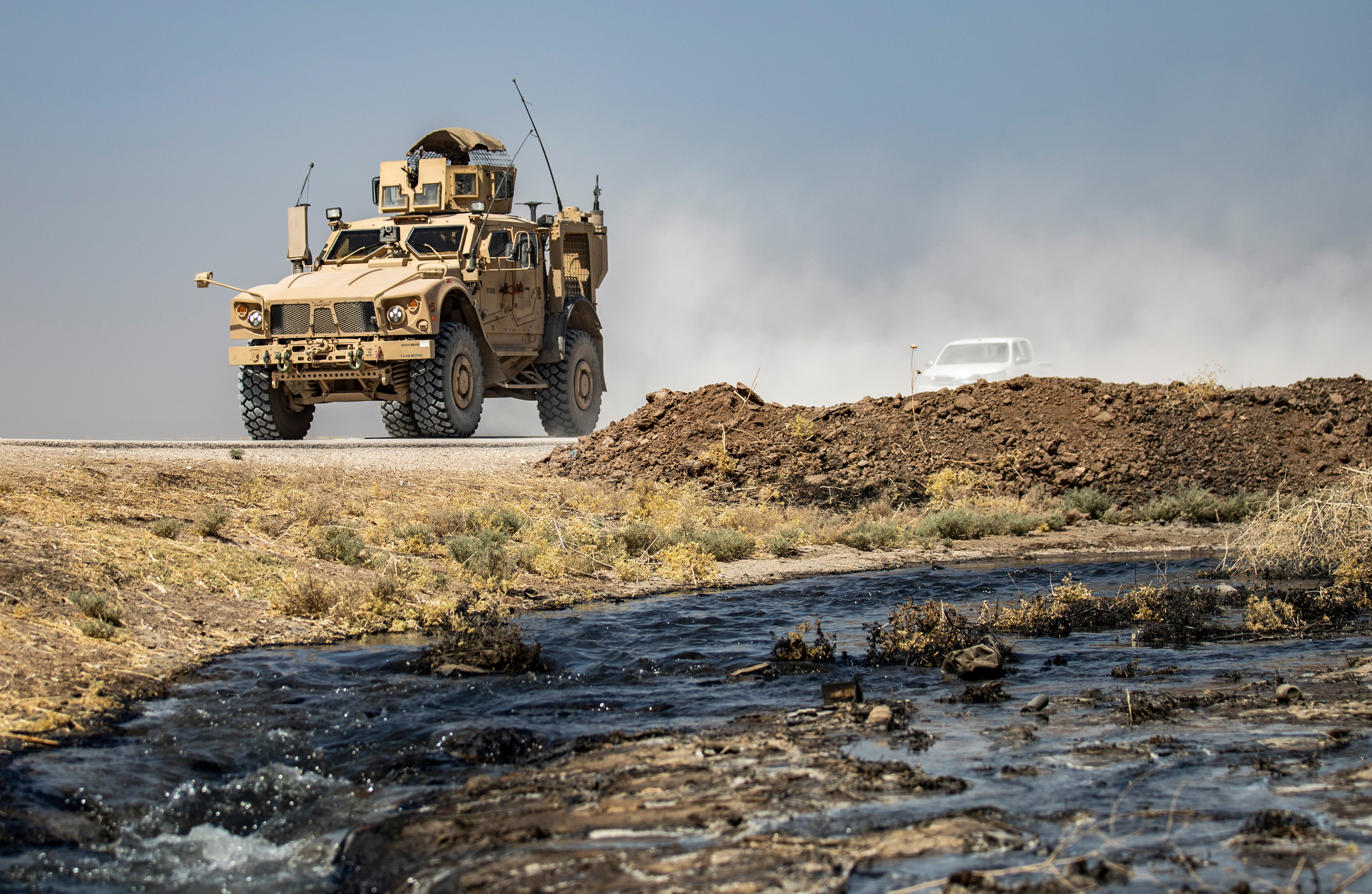 Újabb katonákat küld Szíriába az Egyesült Államok