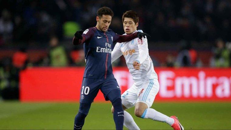 A Marseille azzal vádolhatja Neymart, hogy azt mondta egy japánnak, hogy szaros kínai
