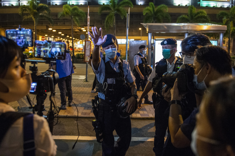 Egy új rendelet szerint a hongkongi hatóságok döntik el, hogy ki újságíró és ki nem