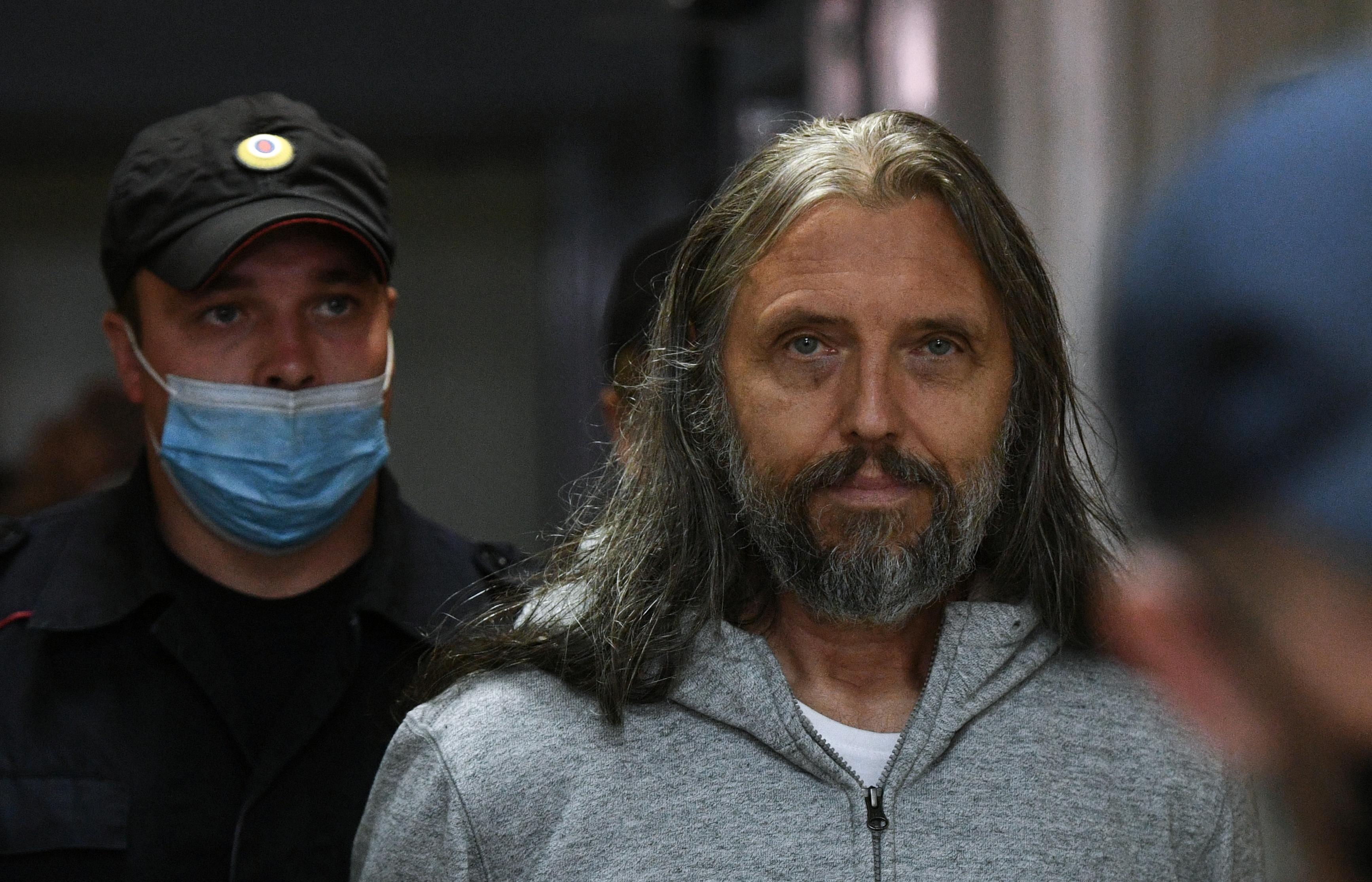 Az FSZB letartóztatta a magát Jézusnak tartó szektavezért