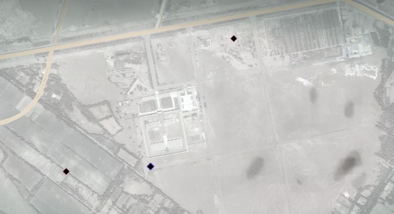 Három év alatt 380 internáló tábort épített Kína az ujgurok bebörtönzésére