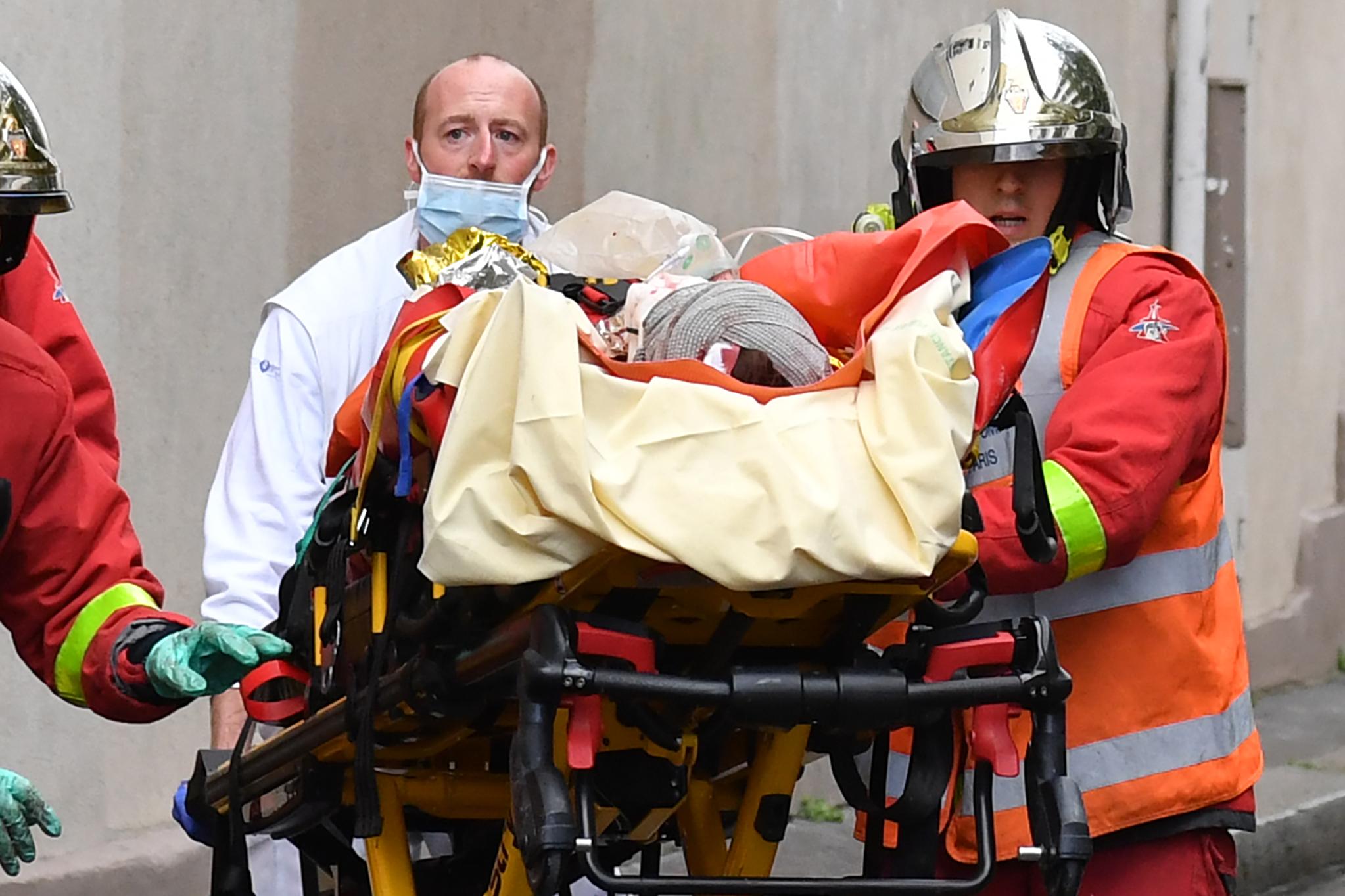 Késes támadás történt Párizsban, egy gyanúsítottat elfogtak