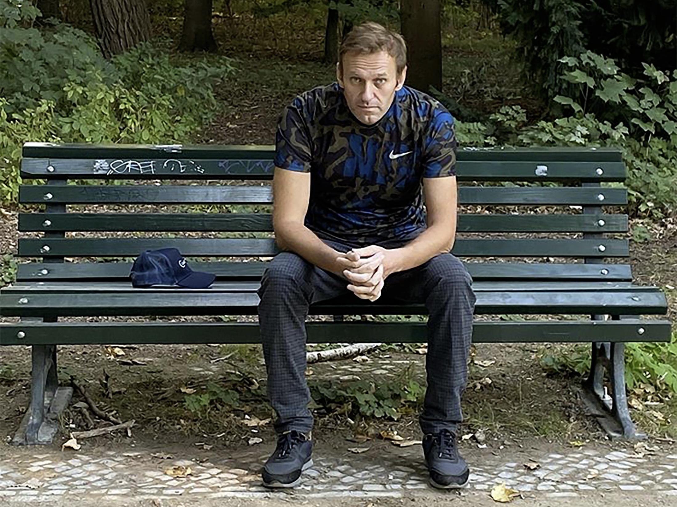Visszarepül Oroszországba Alekszej Navalnij