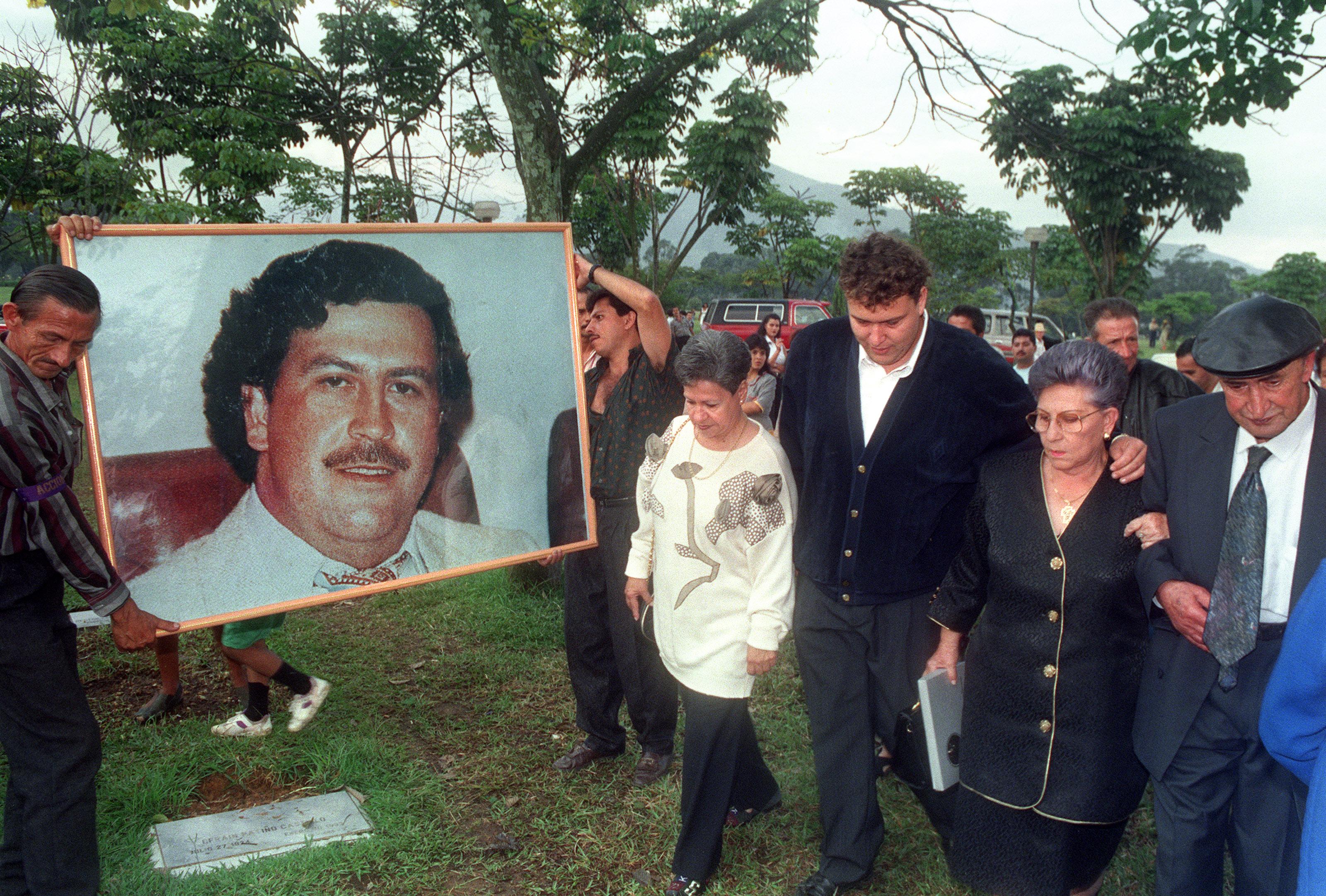 Escobar unokaöccse 18 millió dollárt talált egy szatyorba csomagolva