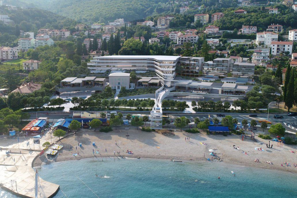 Mészáros Lőrinc 18 milliárdos tengerparti luxushoteljéről ír a horvát sajtó