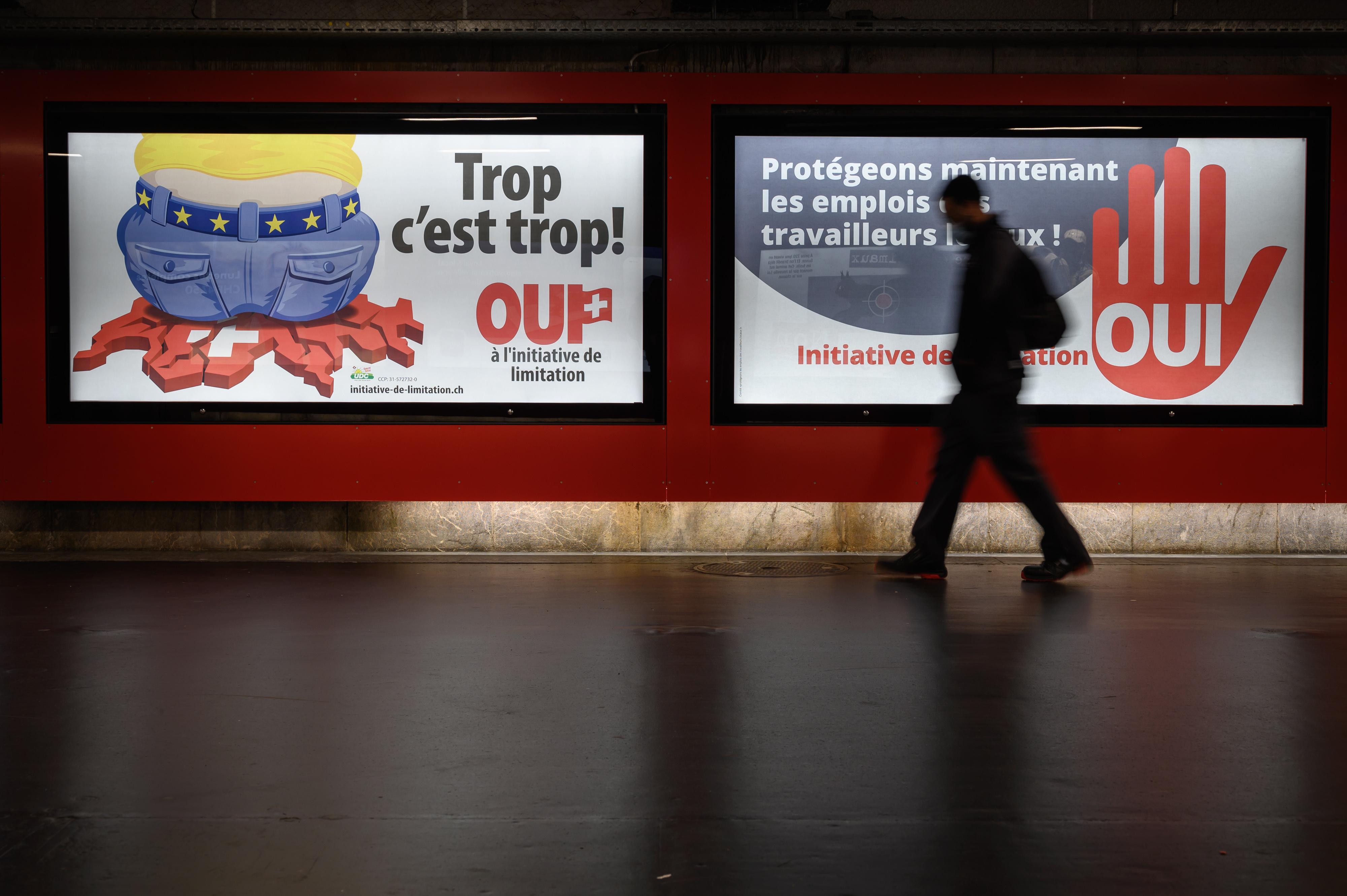 Mégsem korlátozzák Svájcban az európai uniós állampolgárok letelepedését