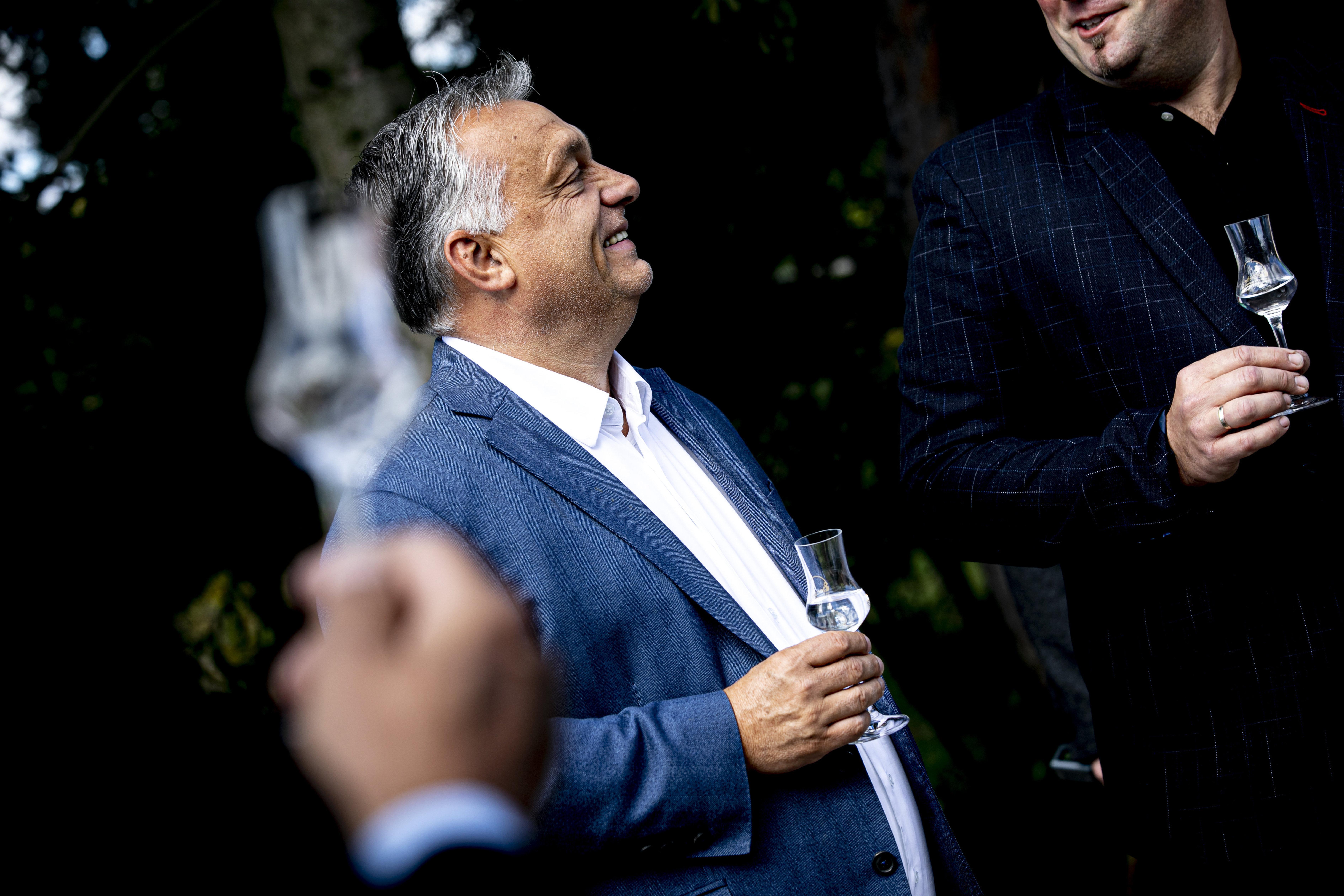 Orbán: Magyarország türelmes a homoszexualitással szemben, de hagyják békén a gyerekeinket