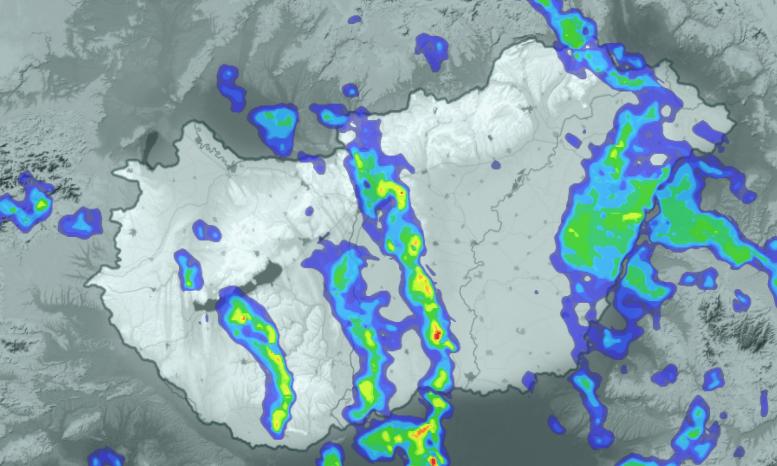 Megjött a mediterrán ciklon, és még itt lesz egy darabig
