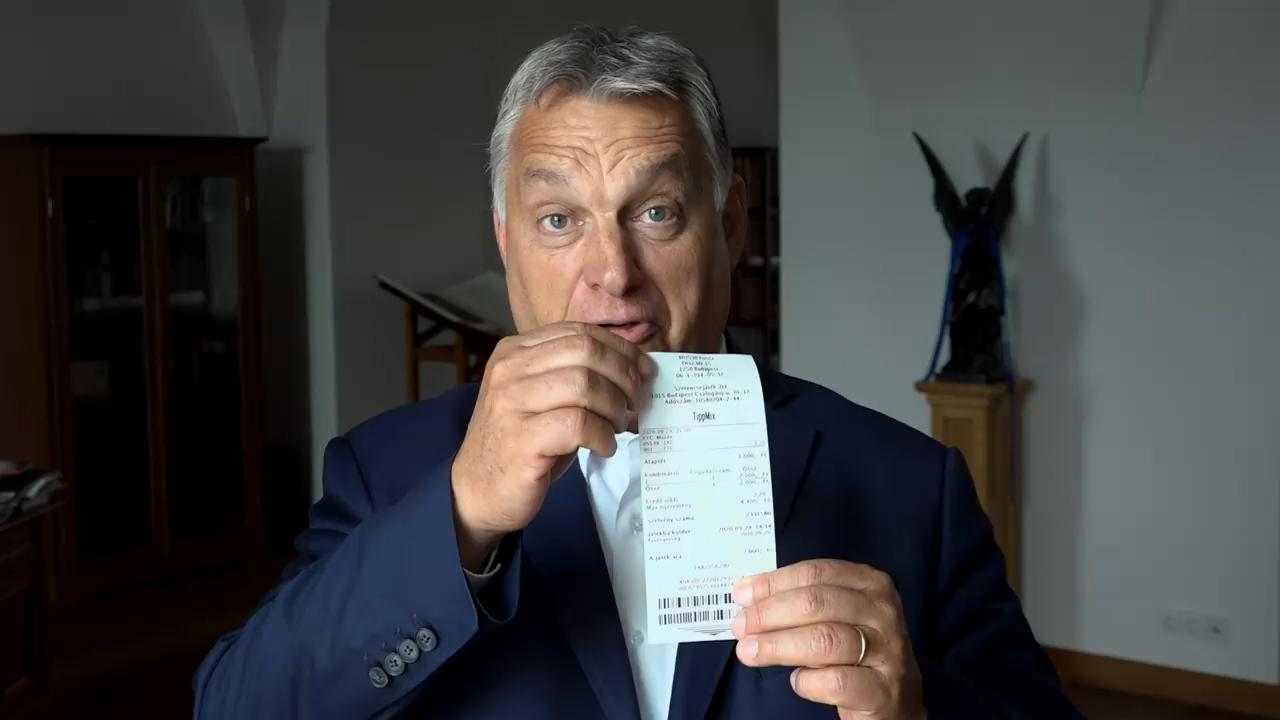 Orbán szerencsejátékot reklámoz Facebook-oldalán
