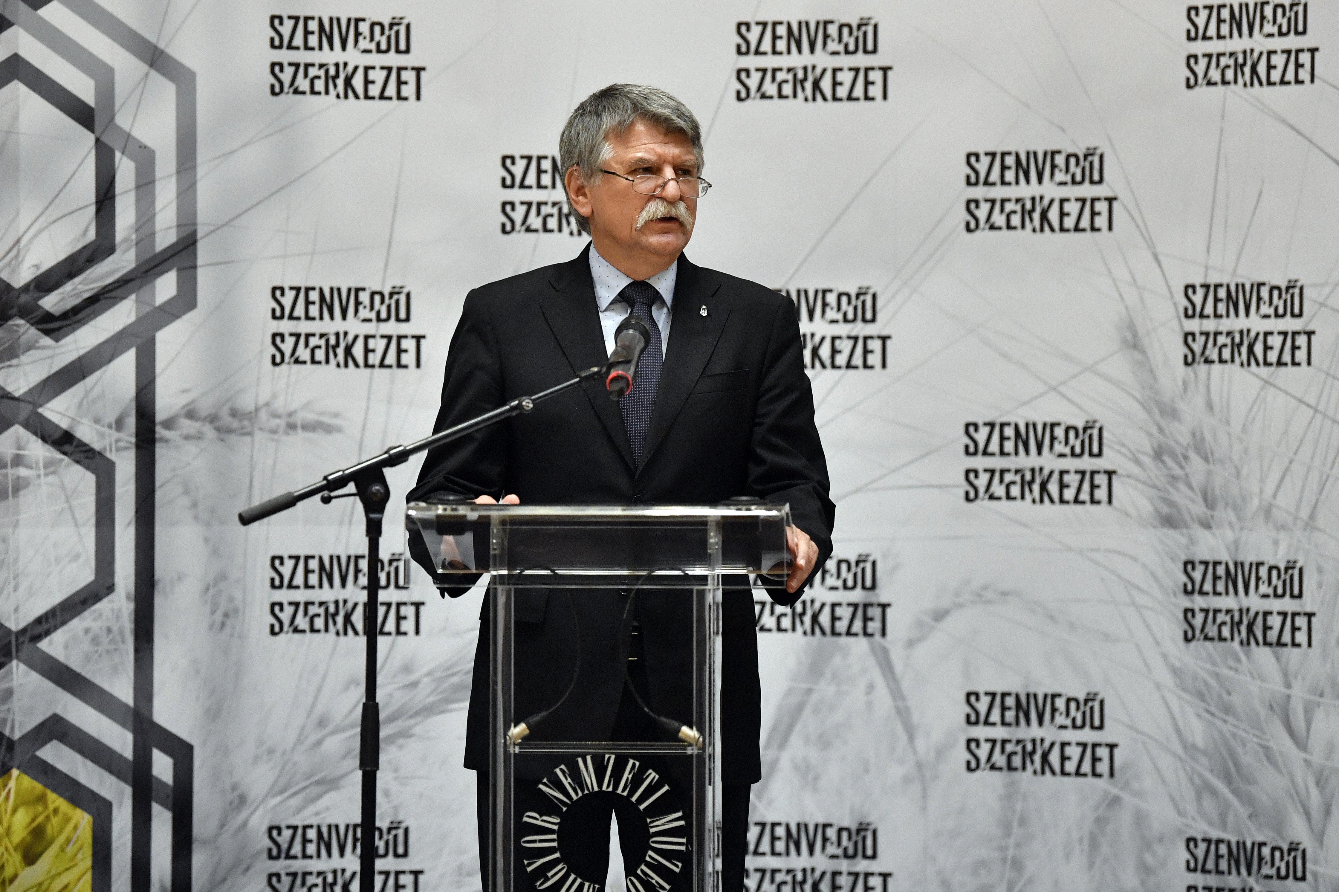 Kövér László: Trianon nem pusztán egy lezáratlan múltbéli magyar történet, hanem egy jelenbeni és jövőbeni európai ügy is