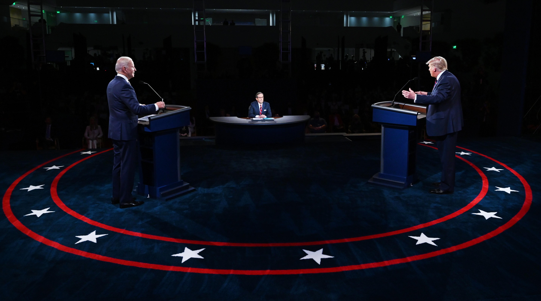 Törölték Trump és Biden második vitáját