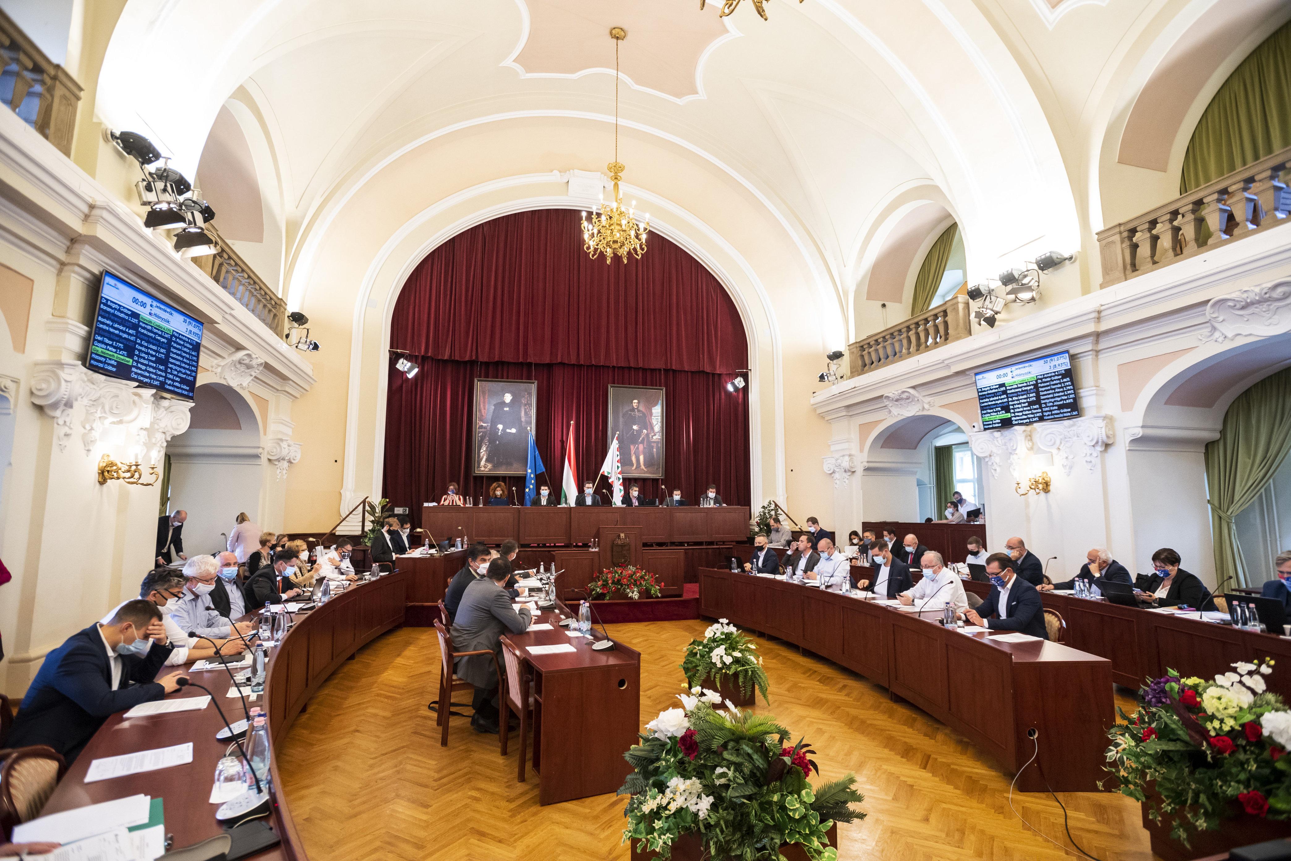 Megszavazta a Városliget beépítésének megakadályozását a Fővárosi Közgyűlés