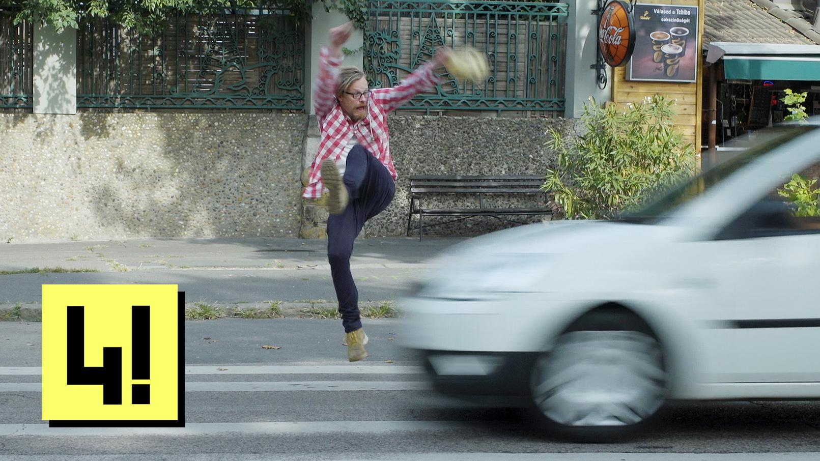 Mit tegyünk, ha túl akarjuk élni a városi közlekedést?