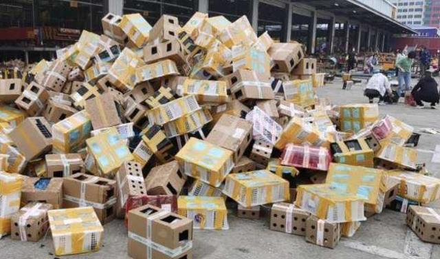 Ötezer kisállatot találtak holtan dobozokban egy kínai áruraktárban