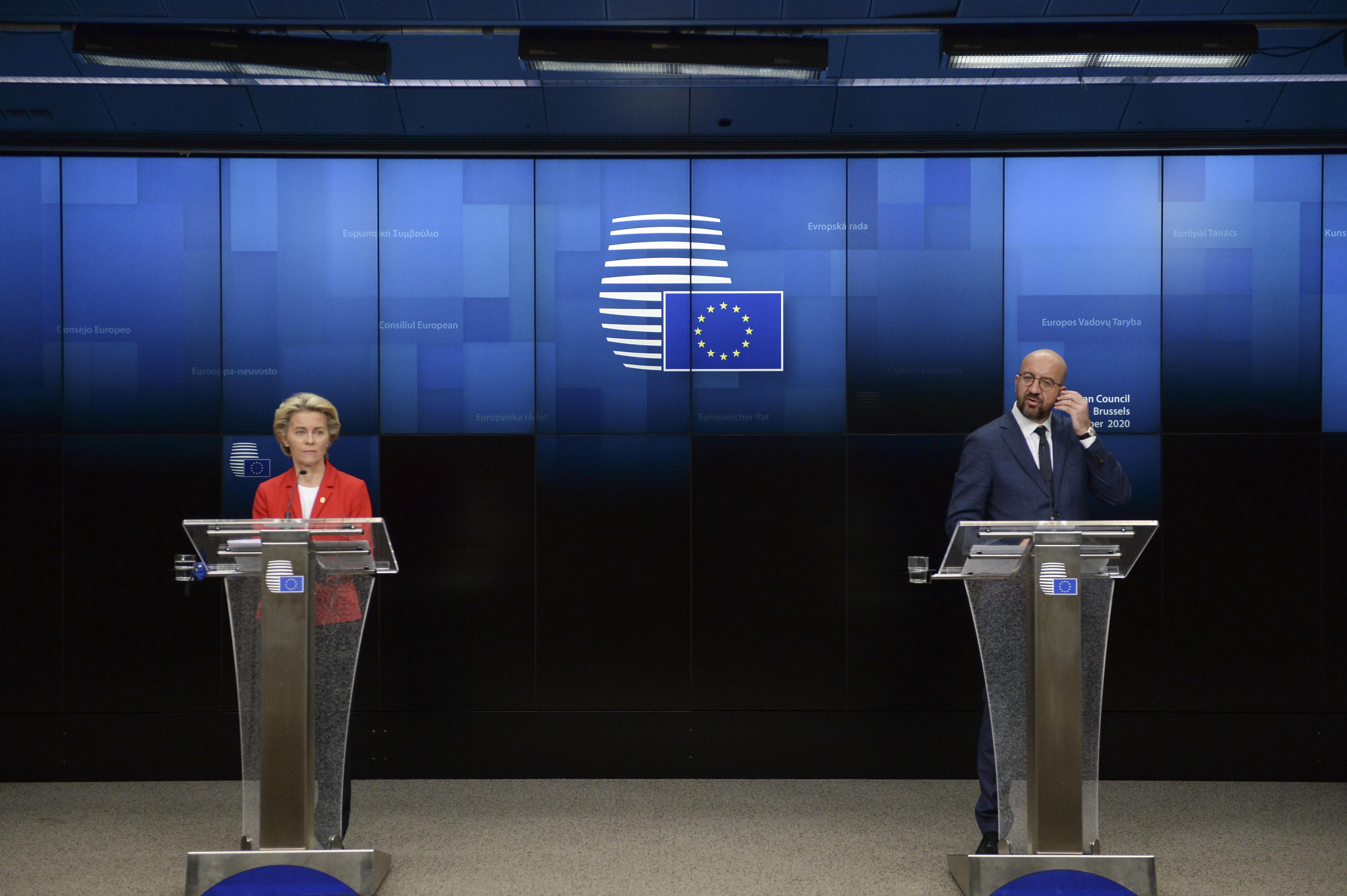 Egy hónap után az Európai Unió szankciókat vezetett be Fehéroroszországgal szemben