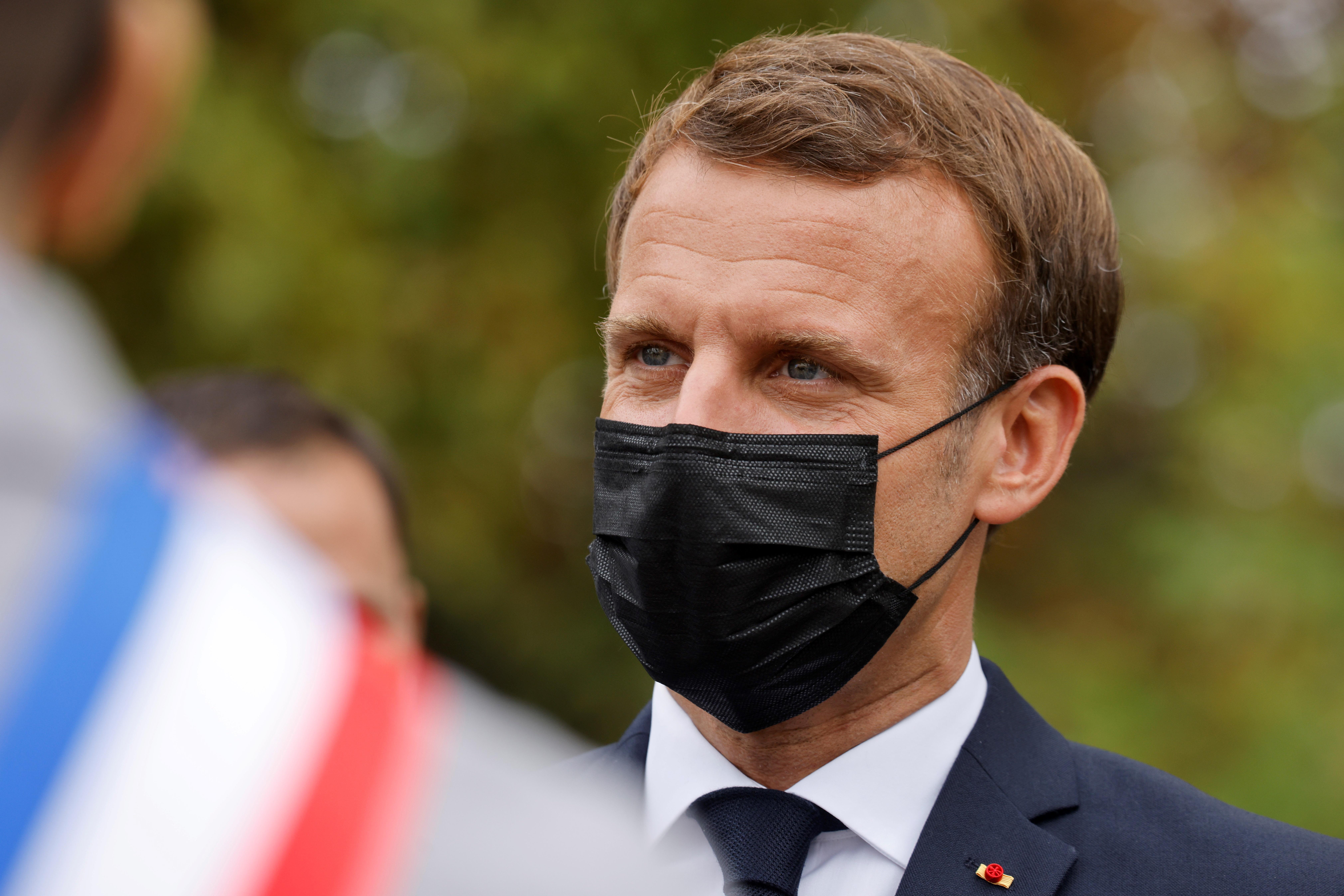 Az iszlamista szeparatizmus elleni harcot jelentette be Macron