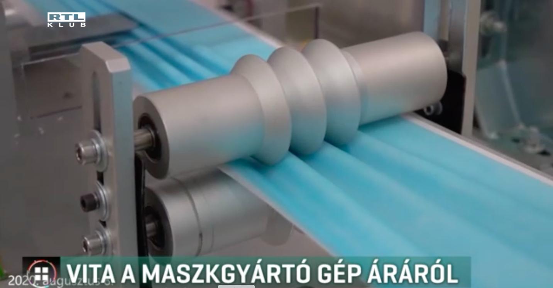 Egyre több jel utal arra, hogy négy-tízszeres áron vehette meg a kormány a kínai maszkgyártó csodamasinát