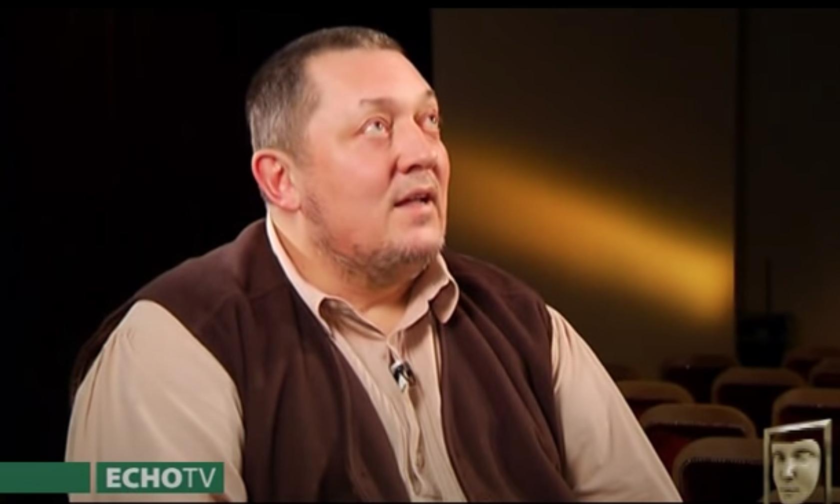 Vidnyányszky 2015-ben még arról beszélt, hogy korszakos élmény volt, amikor az osztályát befogadták a Színművészeti Egyetemen
