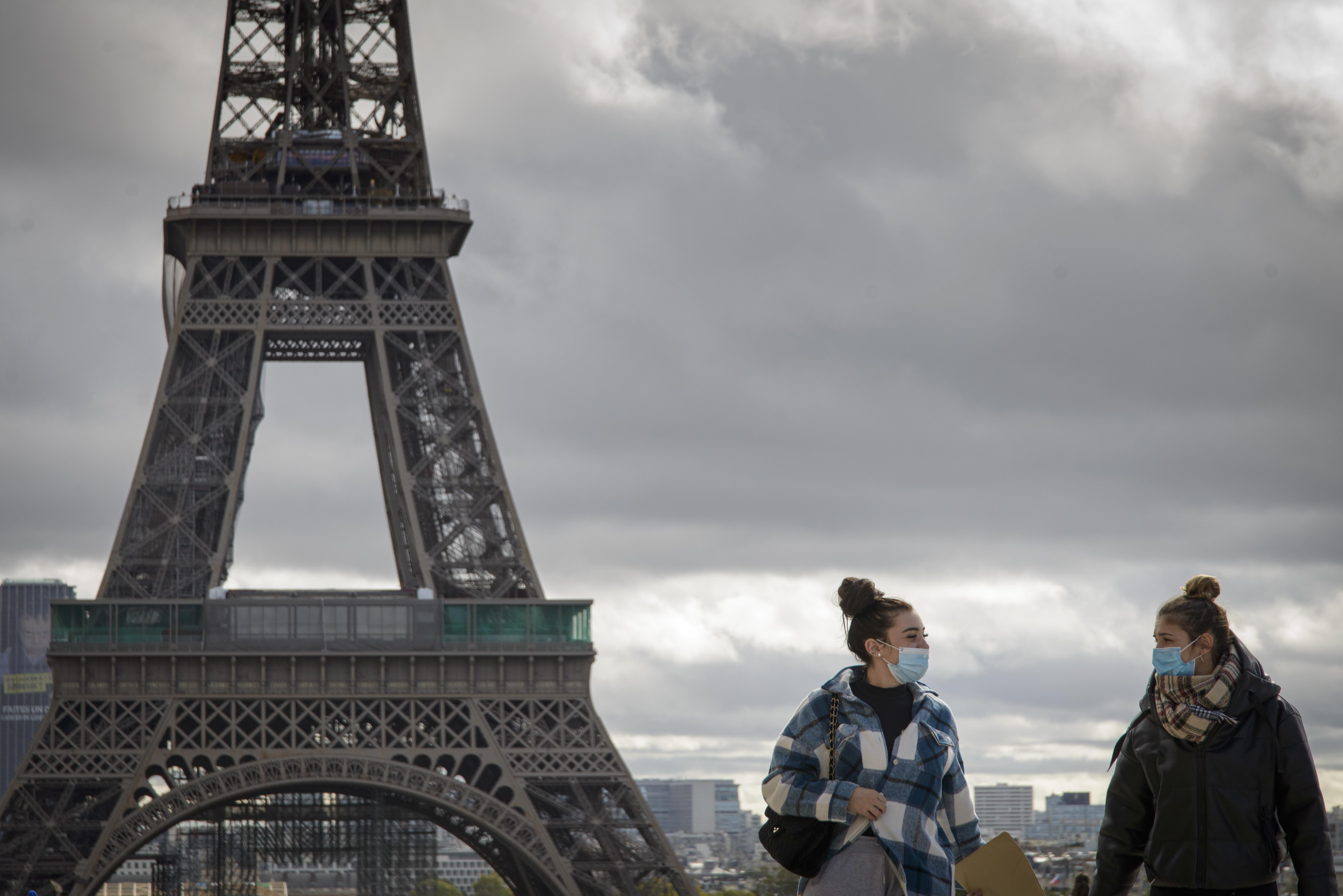 Franciaországban különösebb lezárás nélkül sikerült elindítani a lezárást
