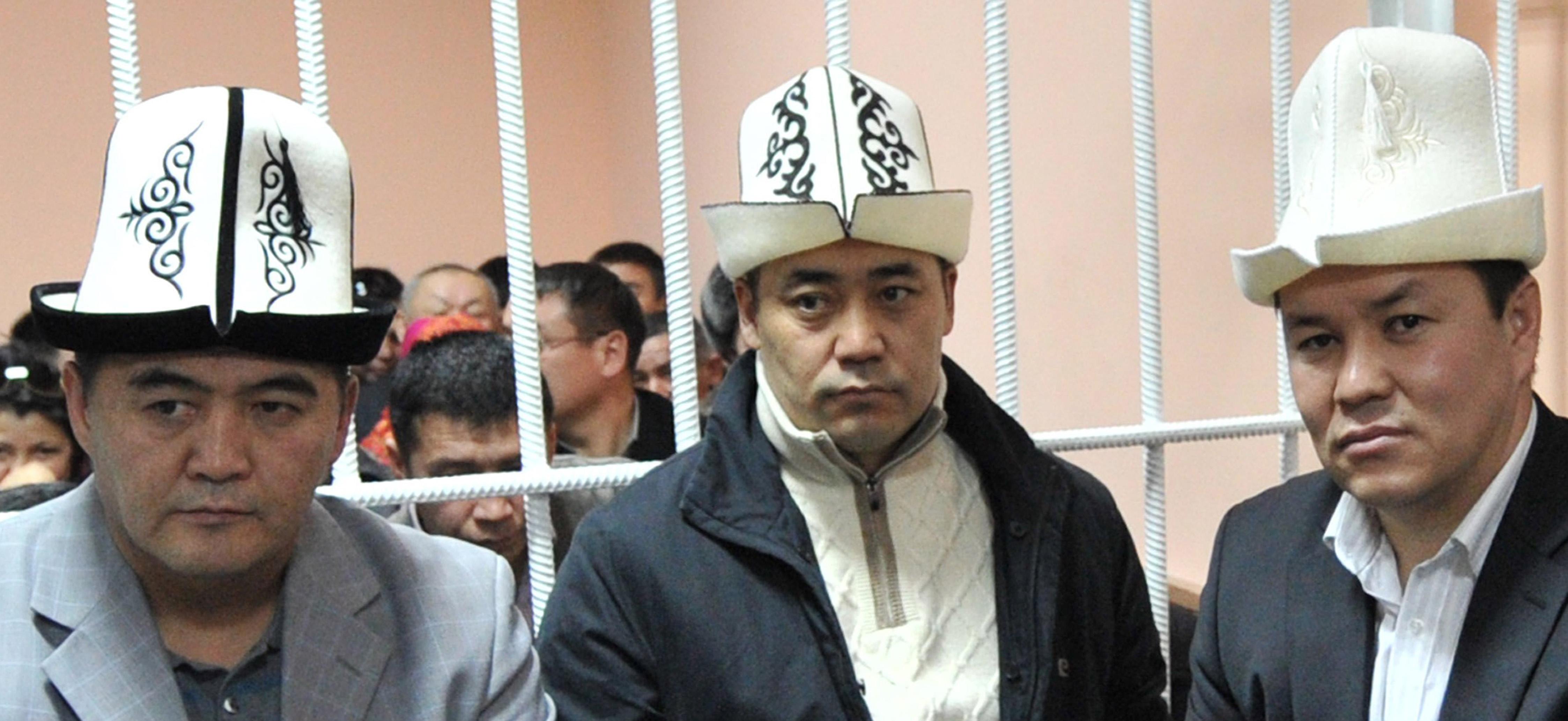 Lemondott a kirgiz kormányfő és a házelnök is