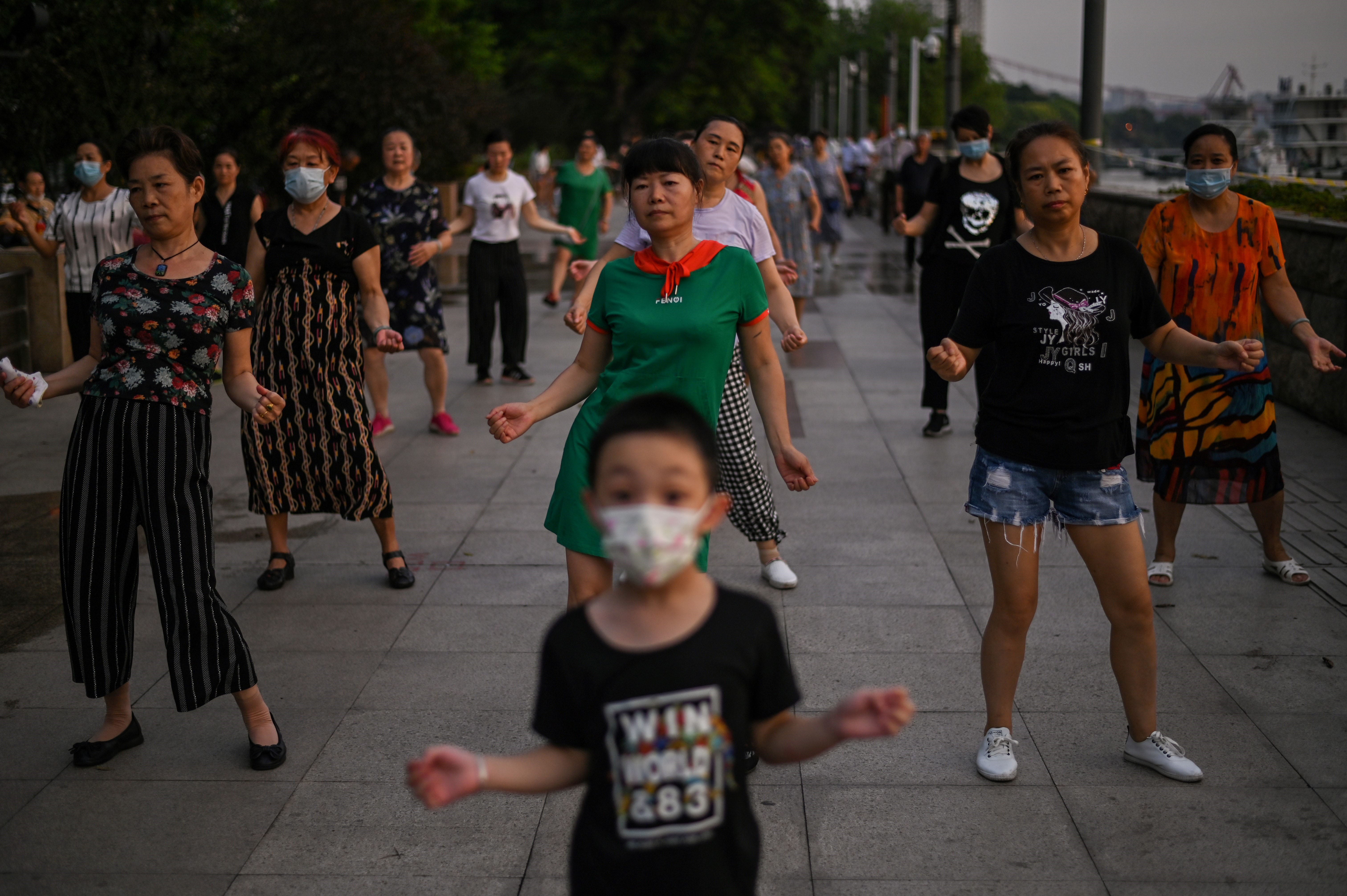 Kína nyerésre áll a koronavírus ellen