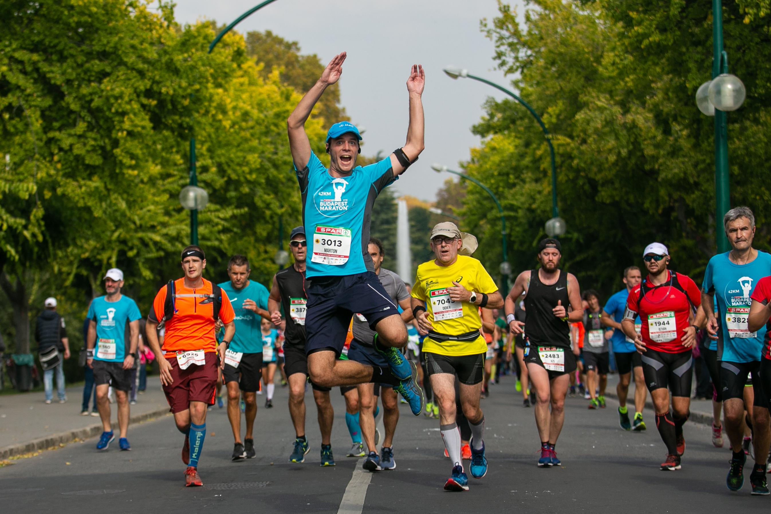 Most hétvégén jön a szabadidősport egyik legnagyobb ünnepe, a SPAR Budapest Maraton®