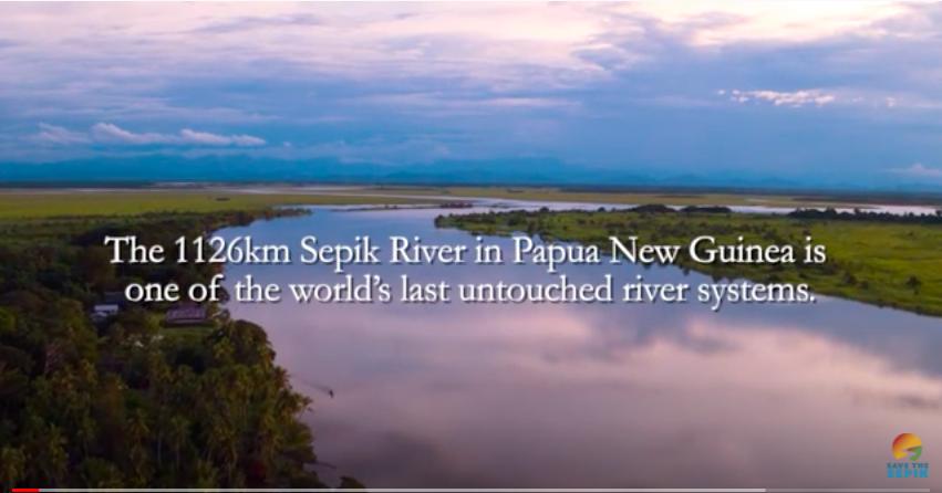 A világ egyik legnagyobb bányáját építenék egy Pápua Új Guinea-i folyó mellé, ami környezeti kataszrófával fenyeget
